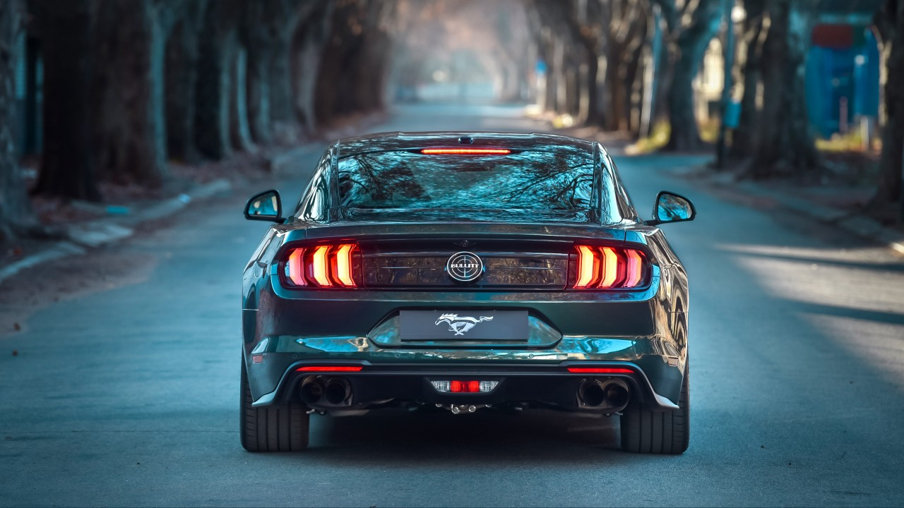 Ford Mustang Bullitt 2019 4K 4 Wallpaper HD Car