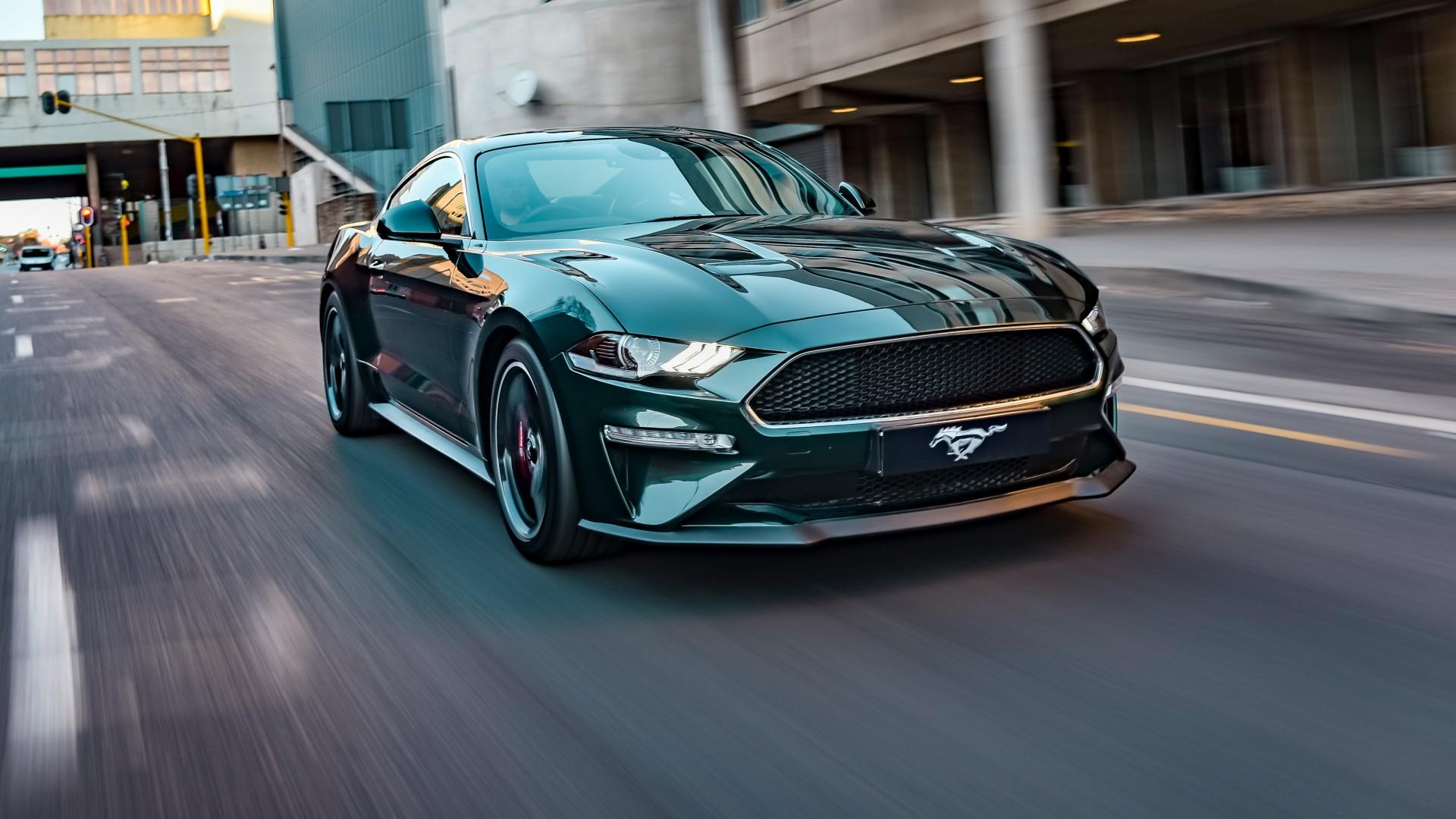 Ford Mustang Bullitt 2019 4K 7 Wallpaper | HD Car ...