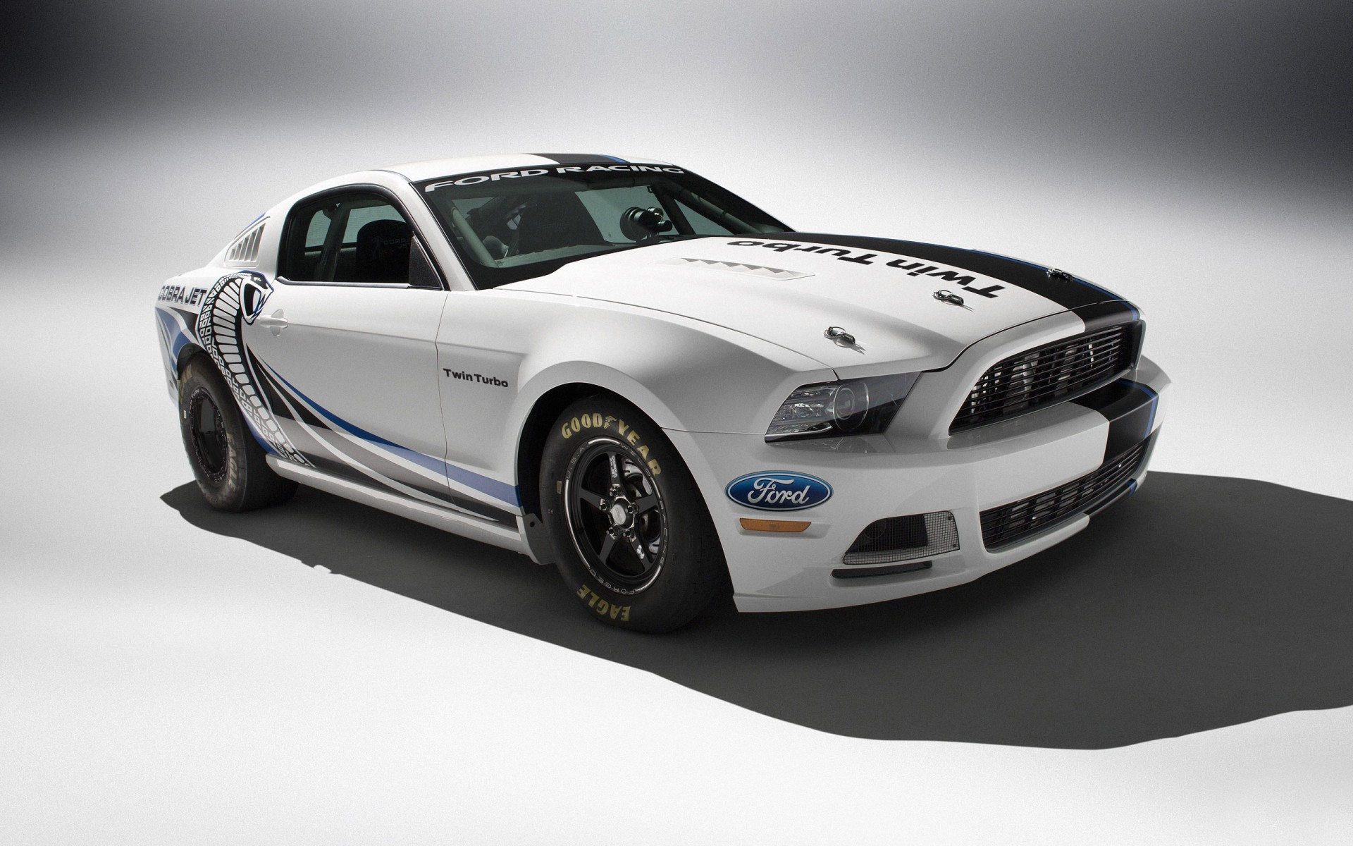 Ford Mustang Cobra Jet Twin Turbo Concept Wallpaper Hd