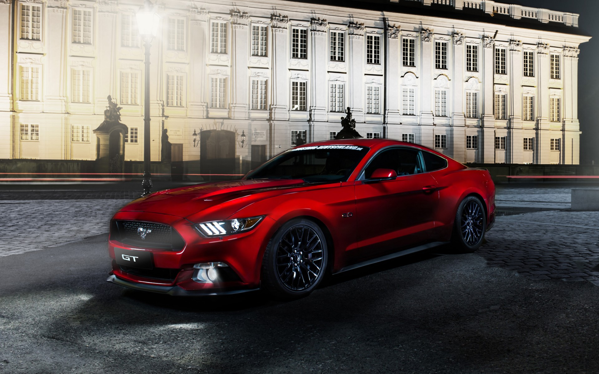 Ford Mustang GT 2015 Wallpaper | HD Car Wallpapers | ID #5461