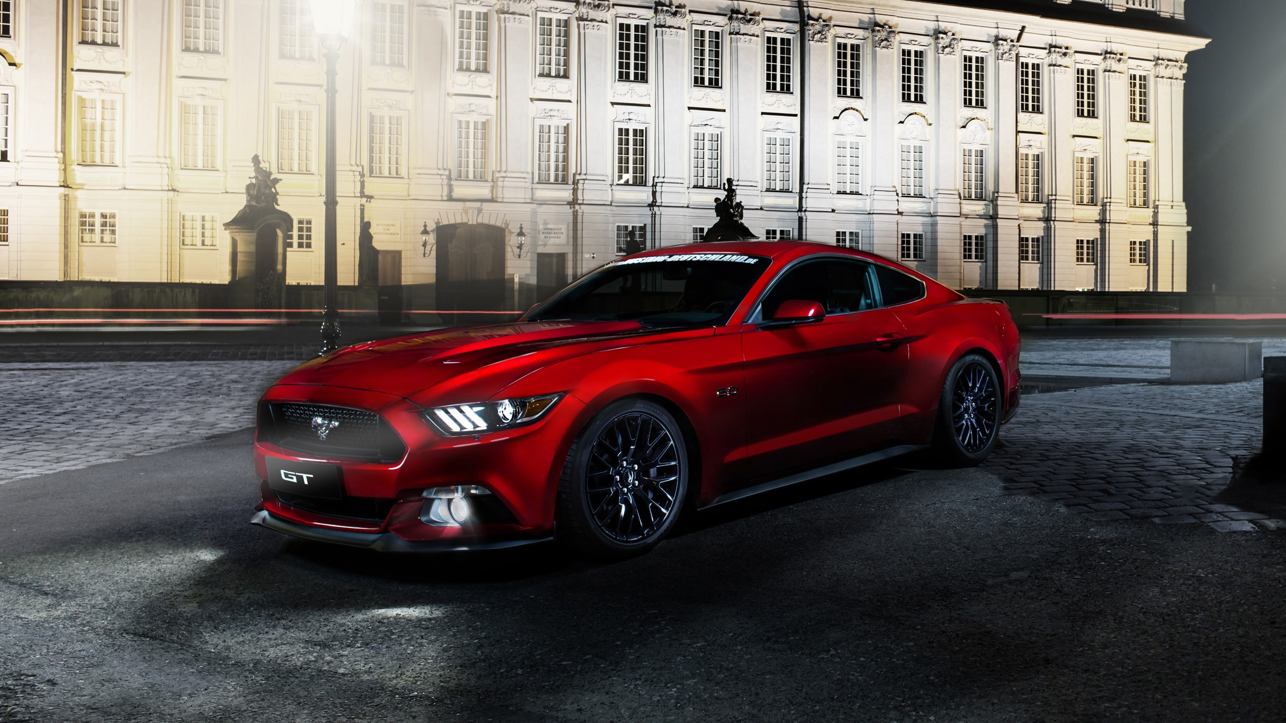 Ford Mustang Gt 2015 Wallpaper Hd Car Wallpapers Id 5461