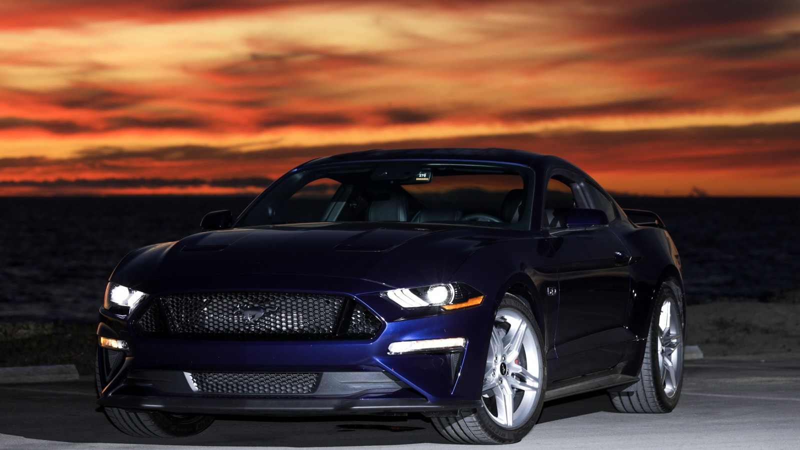 Ford Mustang Android Wallpaper