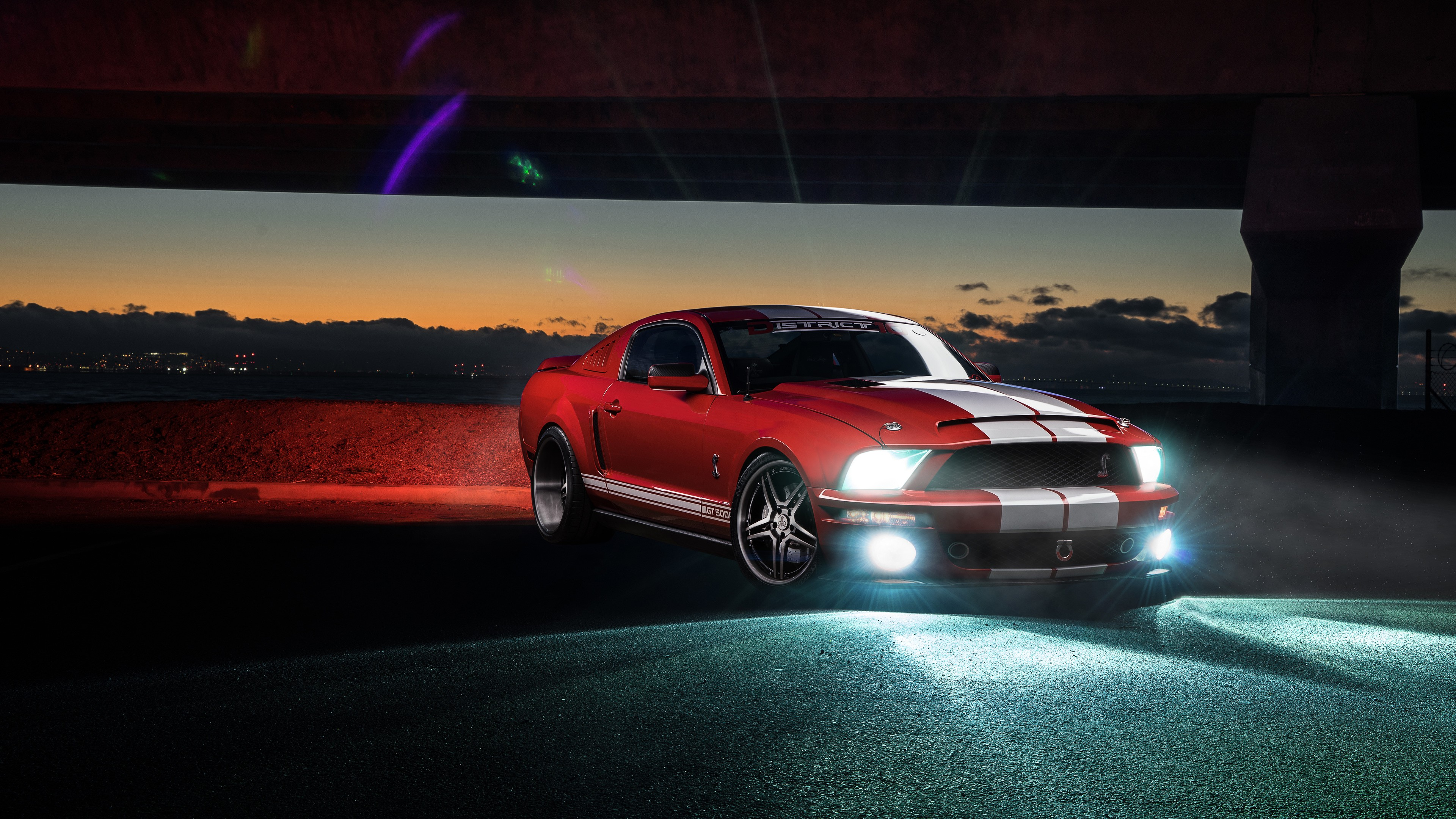 Ford Mustang Shelby GT500 Wallpaper | HD Car Wallpapers | ID #6526