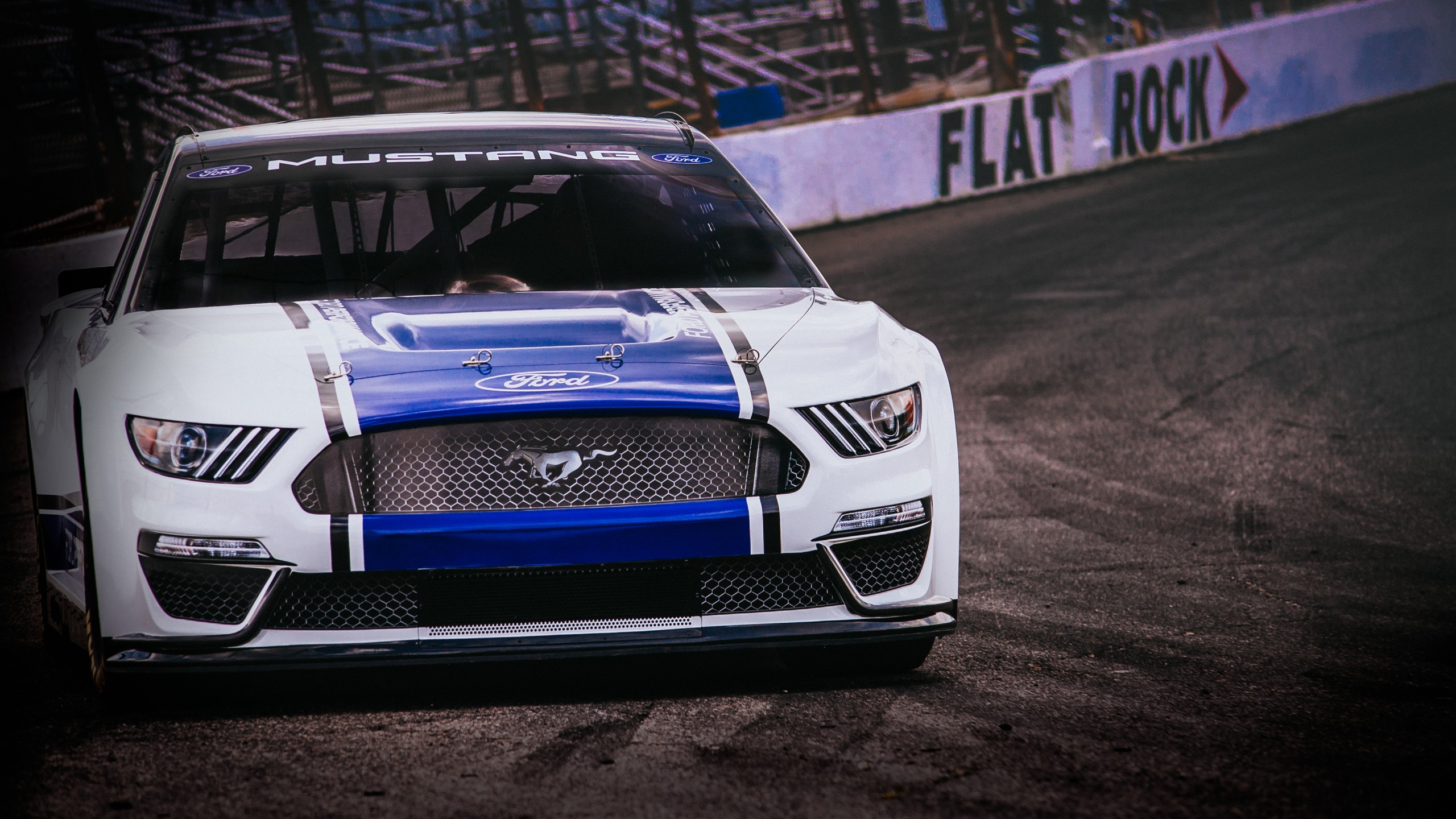 Ford NASCAR Mustang 2019 4K Wallpaper | HD Car Wallpapers ...