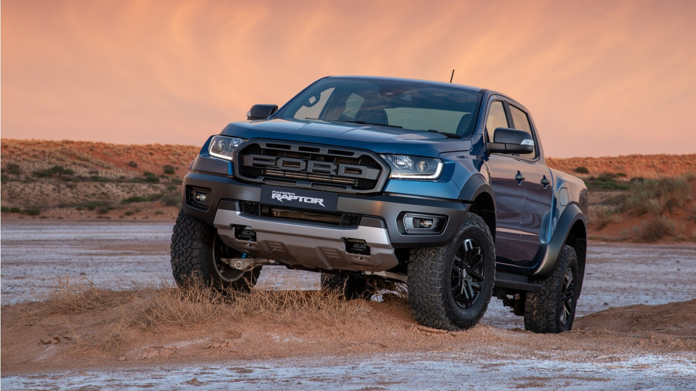 Ford F150 Shelby >> Ford Ranger Raptor 2019 Wallpaper | HD Car Wallpapers | ID #12555