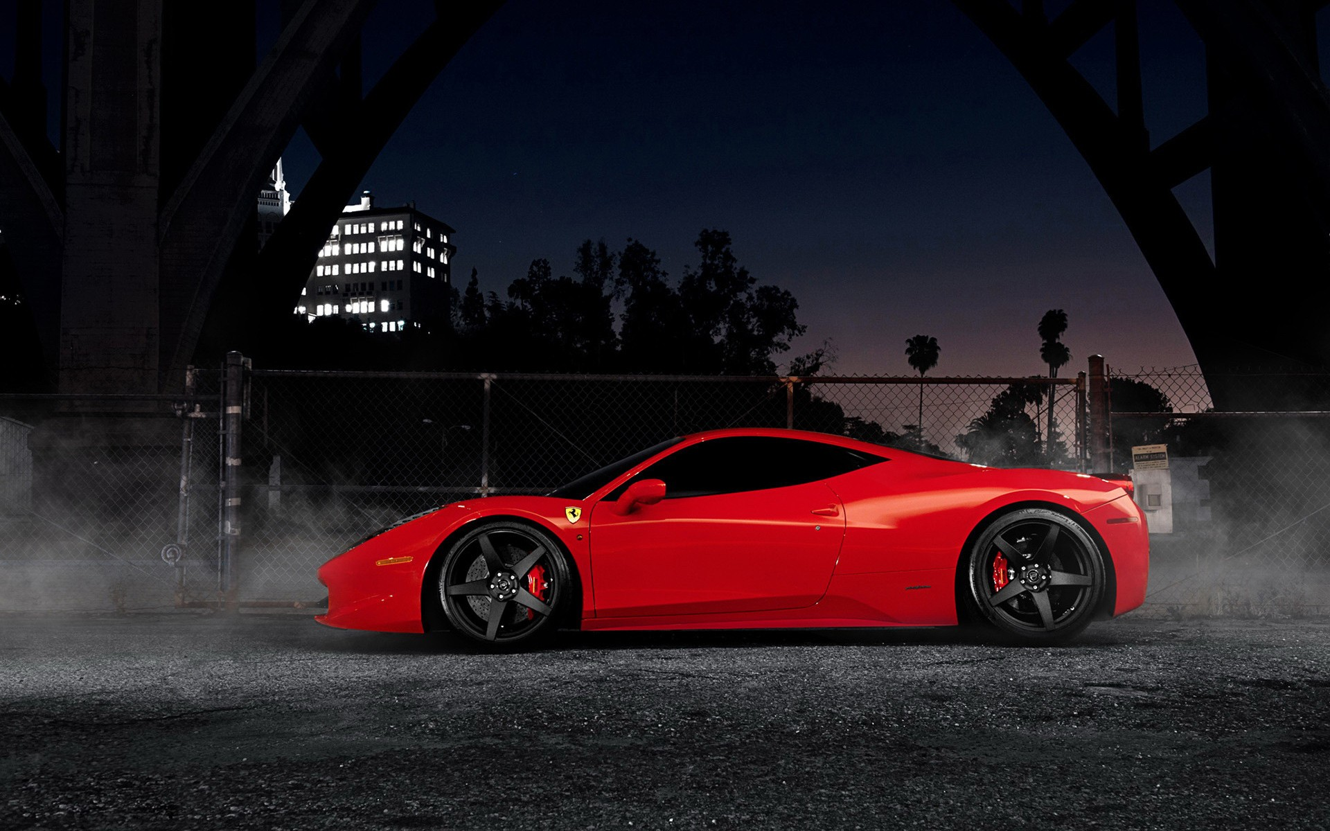 Forgestar Ferrari 458 Italia Wallpaper