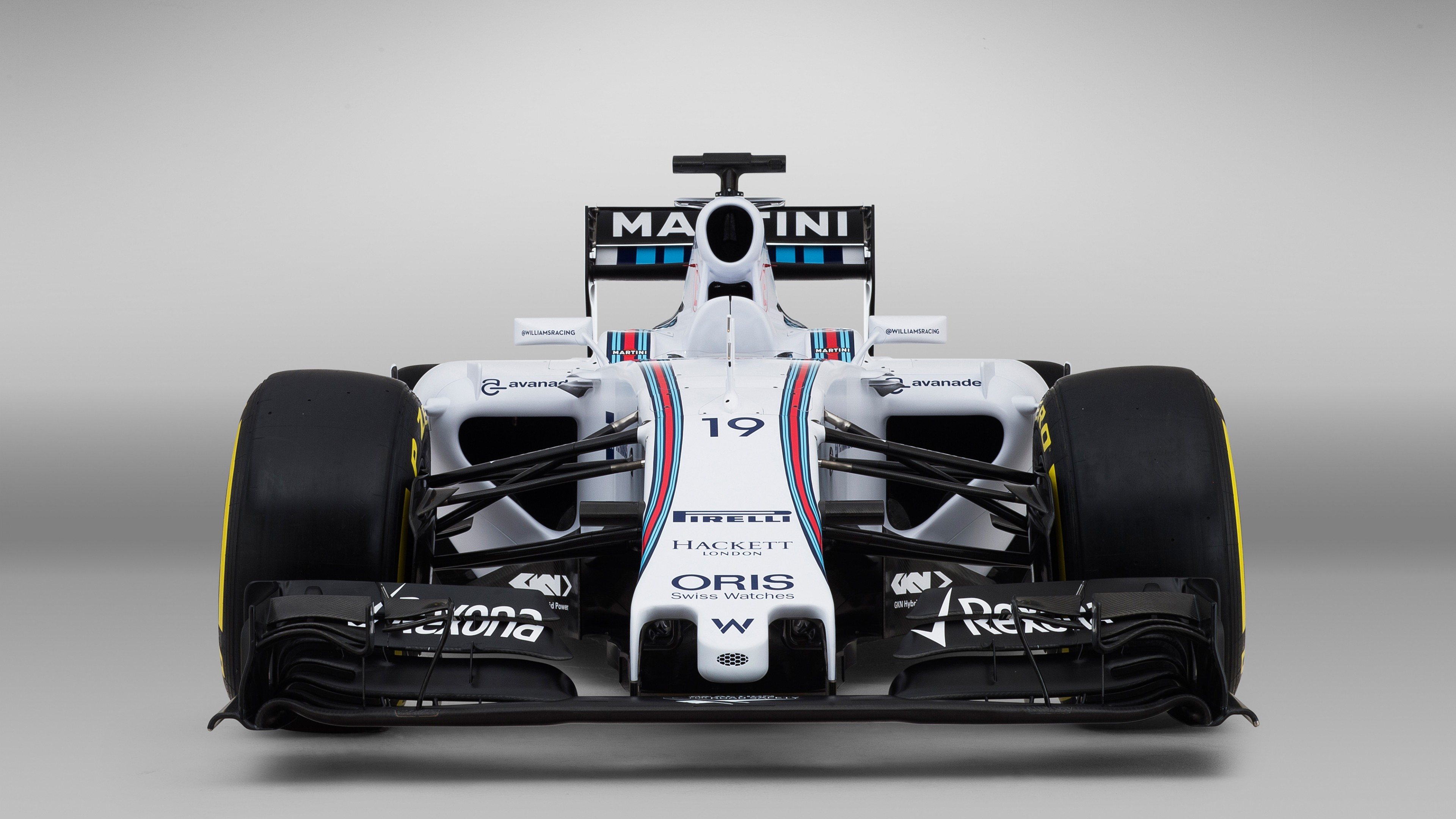 Formula 1 Williams FW37 Wallpaper