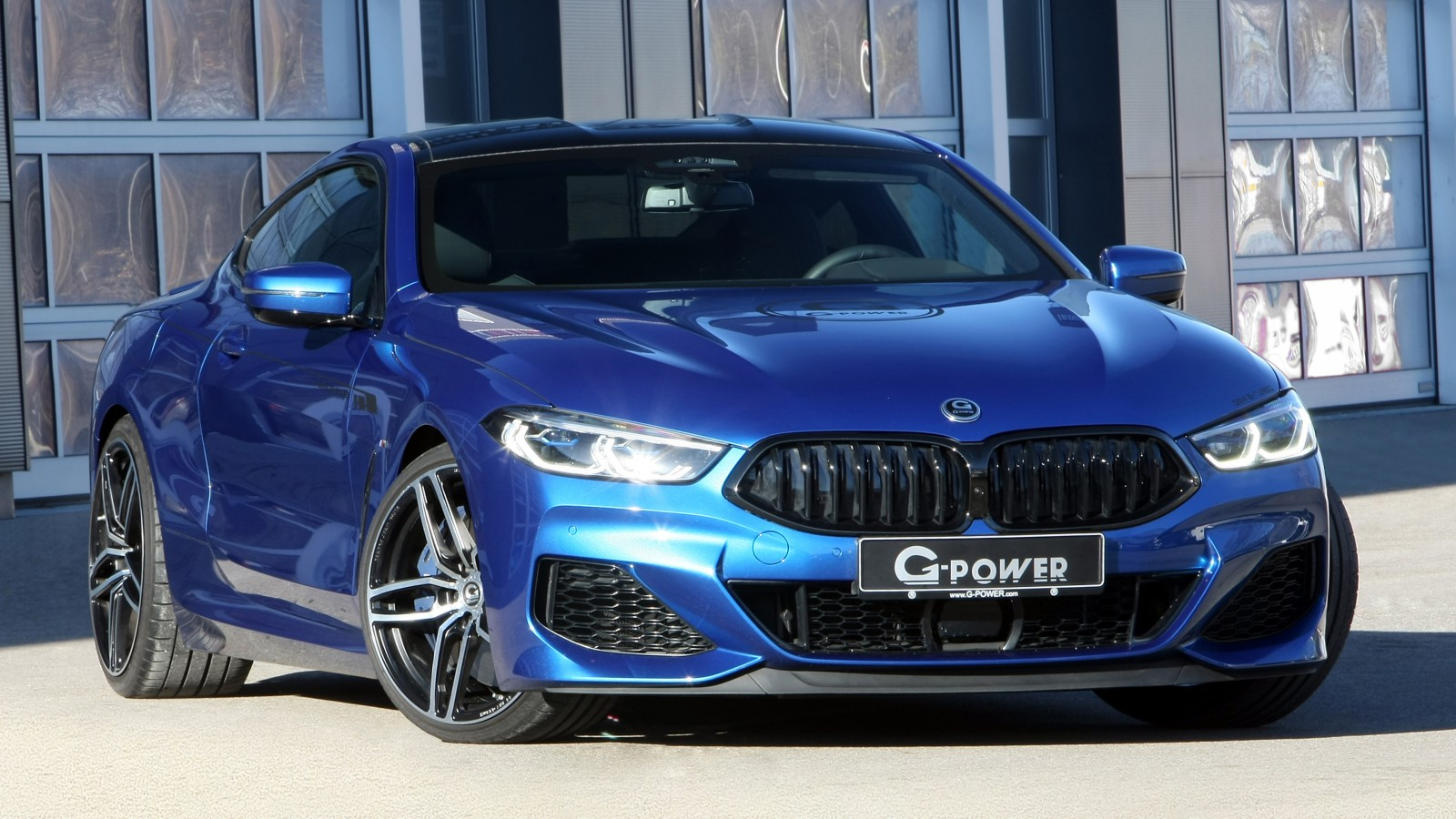 G-Power BMW M850i XDrive 2019 4K Wallpaper
