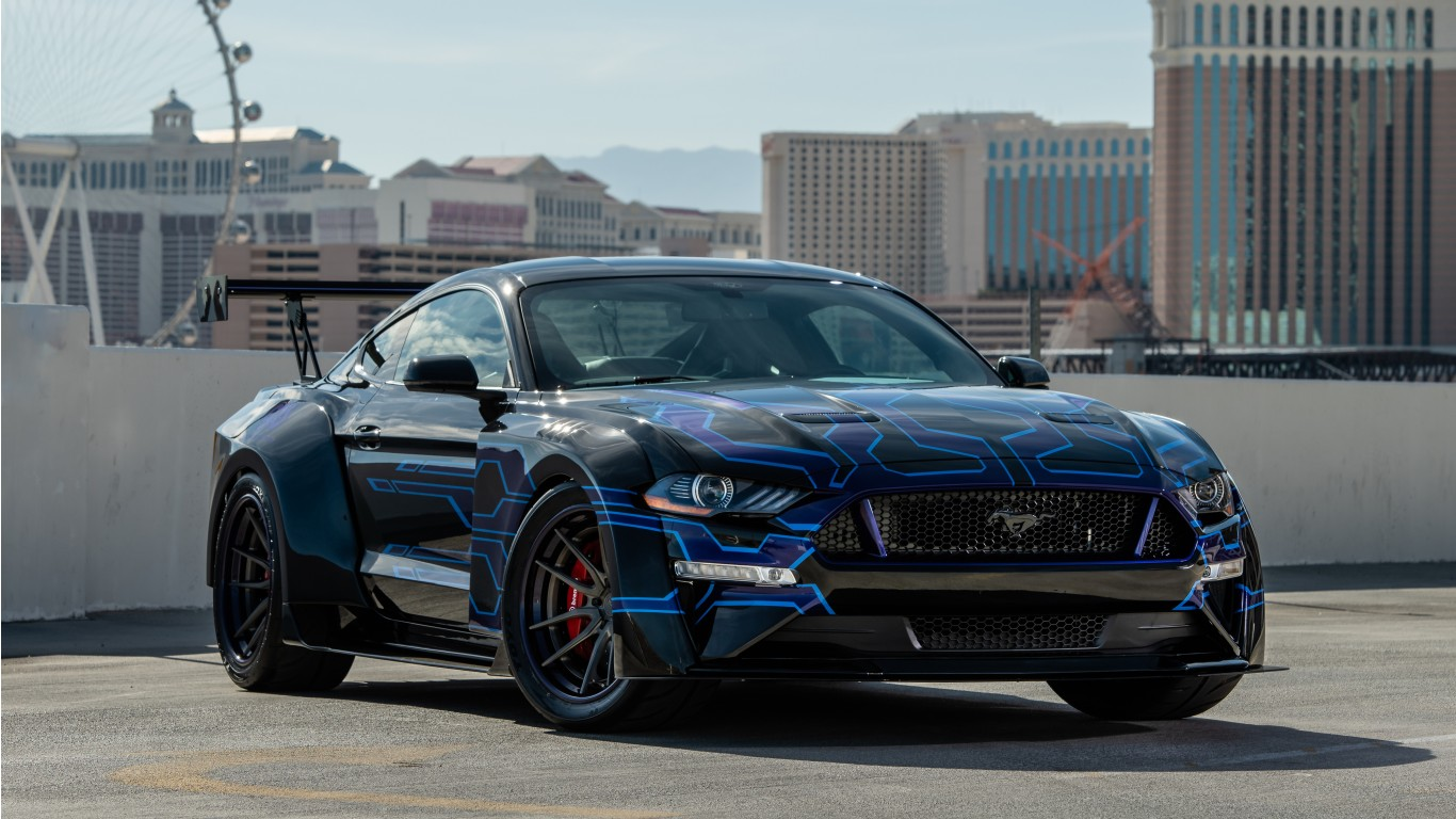 Galpin Auto Sports Wide-Body Road Racing Mustang 4K ...