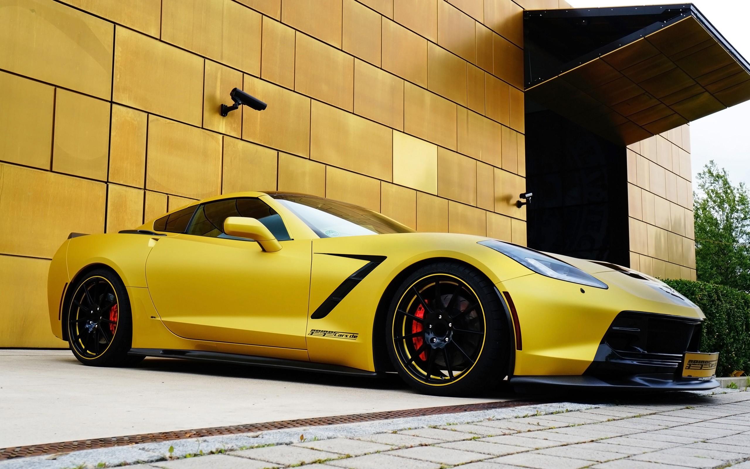 2018 Chevy Traverse Redline >> GeigerCars Chevrolet Corvette C7 Stingray Wallpaper   HD