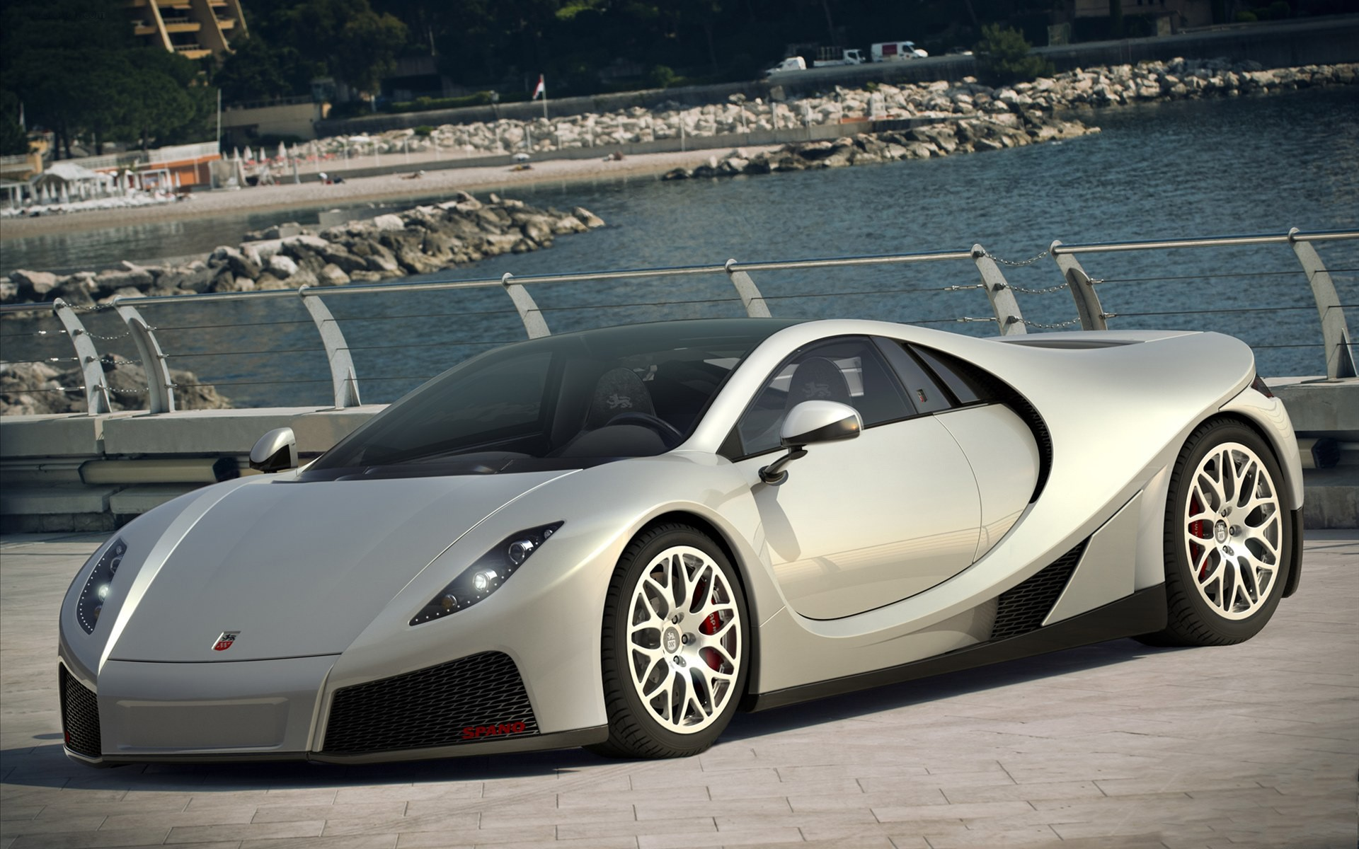 Gta Spano 2012 Concept Wallpaper Hd Car Wallpapers Id 2534