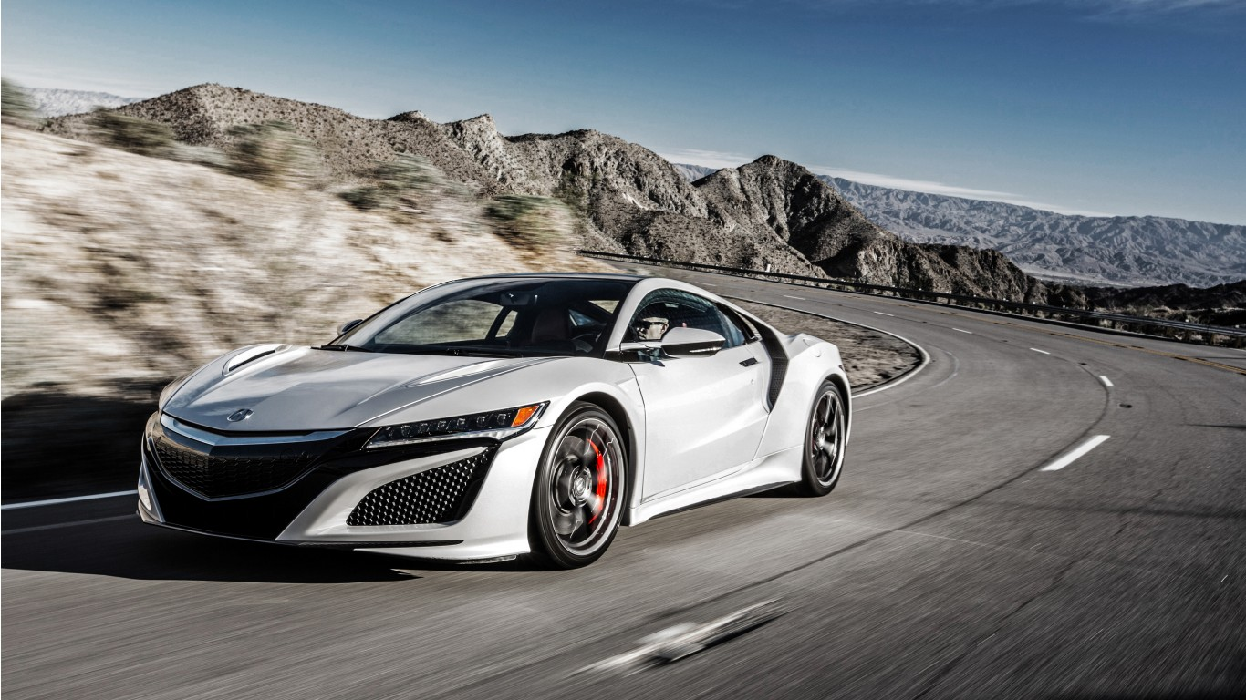 Honda Acura Nsx 4k Wallpaper Hd Car Wallpapers Id 6802 HD Wallpapers Download Free Images Wallpaper [1000image.com]
