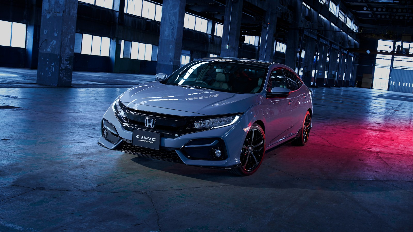 Honda Civic Hatchback 2019 4K 2 Wallpaper | HD Car ...