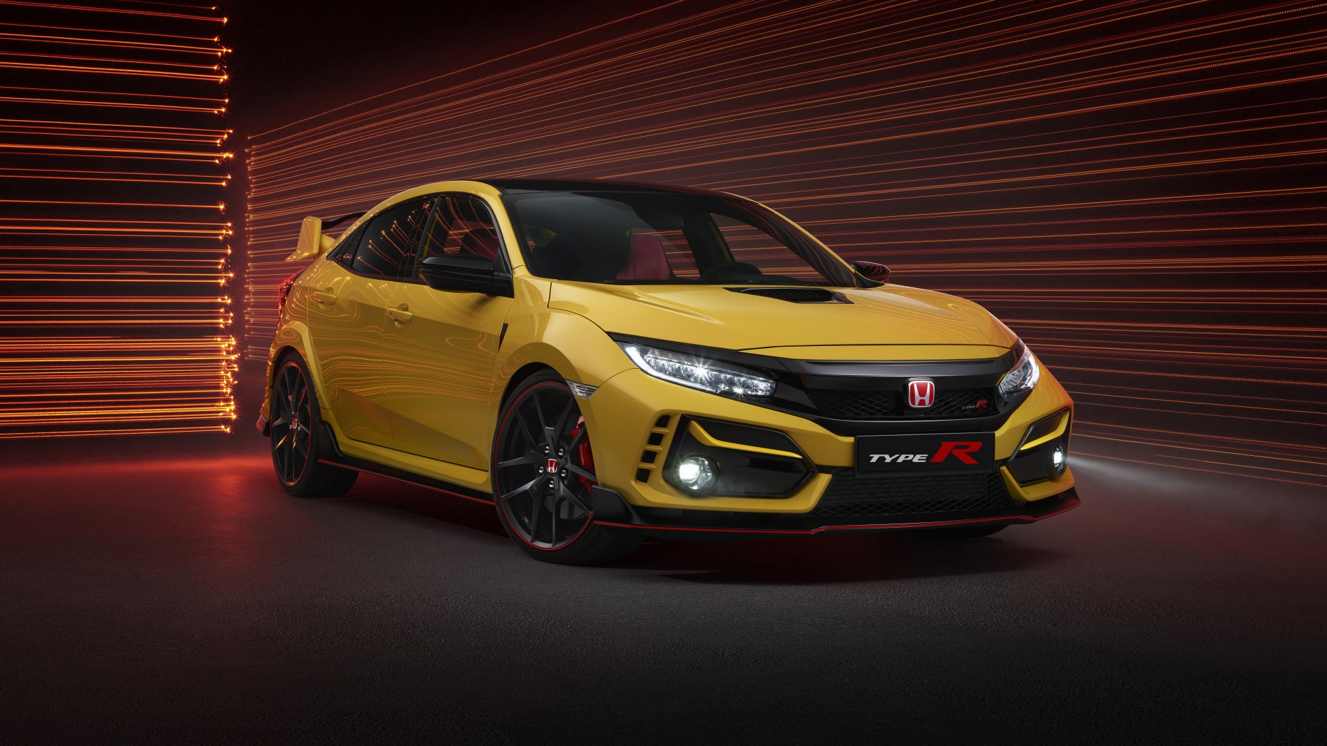Honda Civic Type R Limited Edition 2020 5K Wallpaper | HD ...