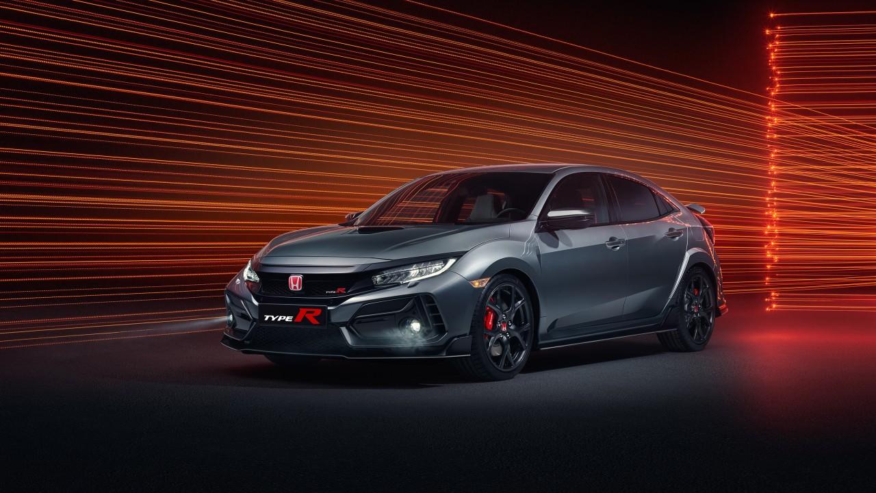 Honda Civic Type R Sport Line 2020 Wallpaper