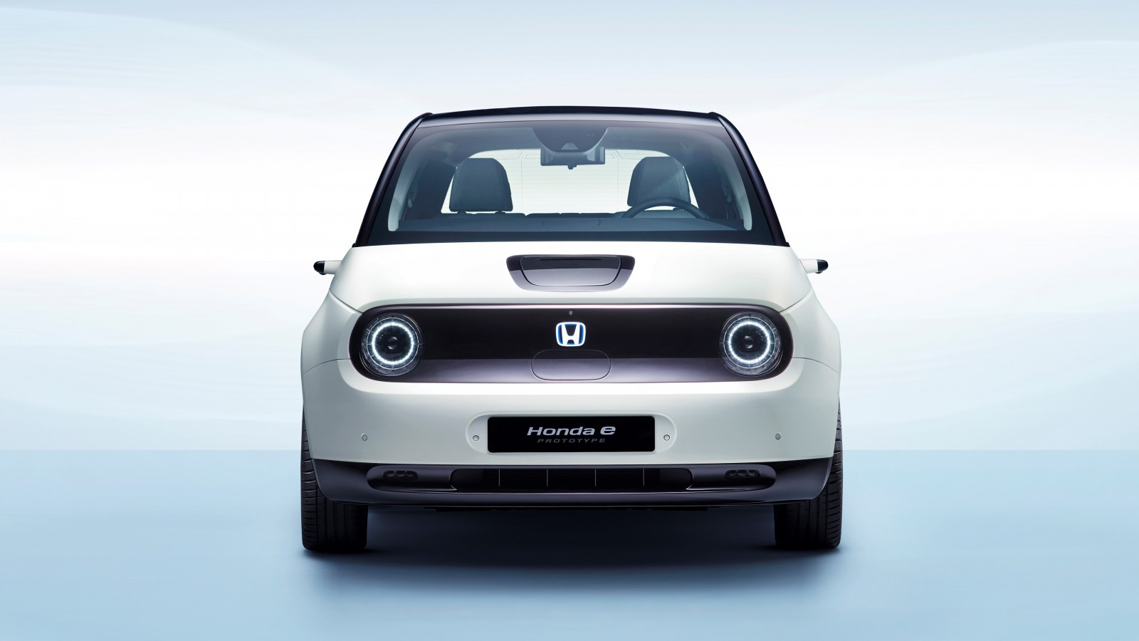 Honda E Prototype 2019 4K Wallpaper