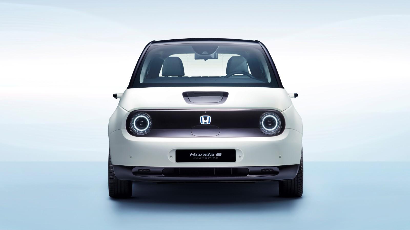 Honda E Prototype 2019 4k Wallpaper Hd Car Wallpapers