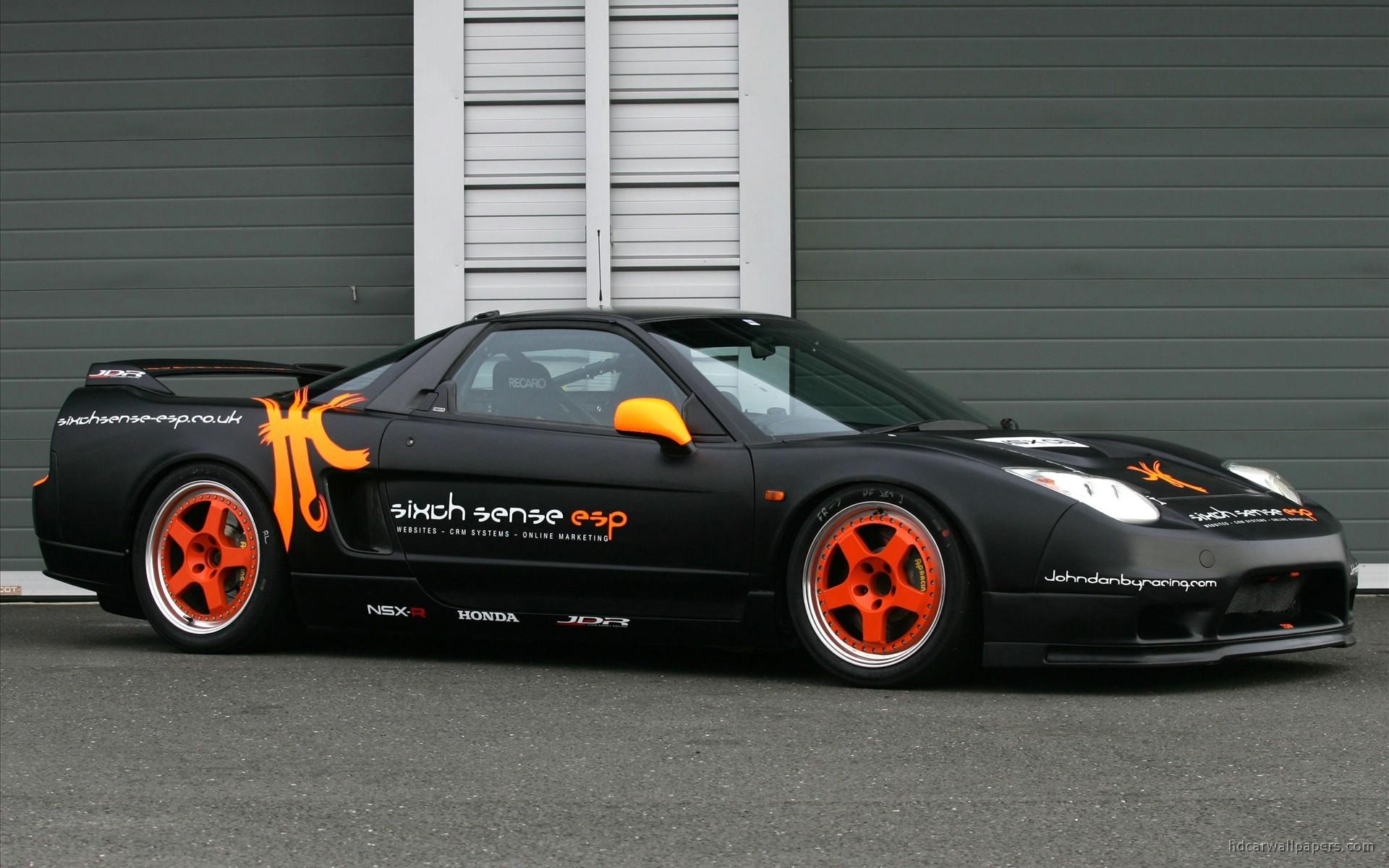 Honda Nsx By John Danby Racing 3 Wallpaper Hd Car