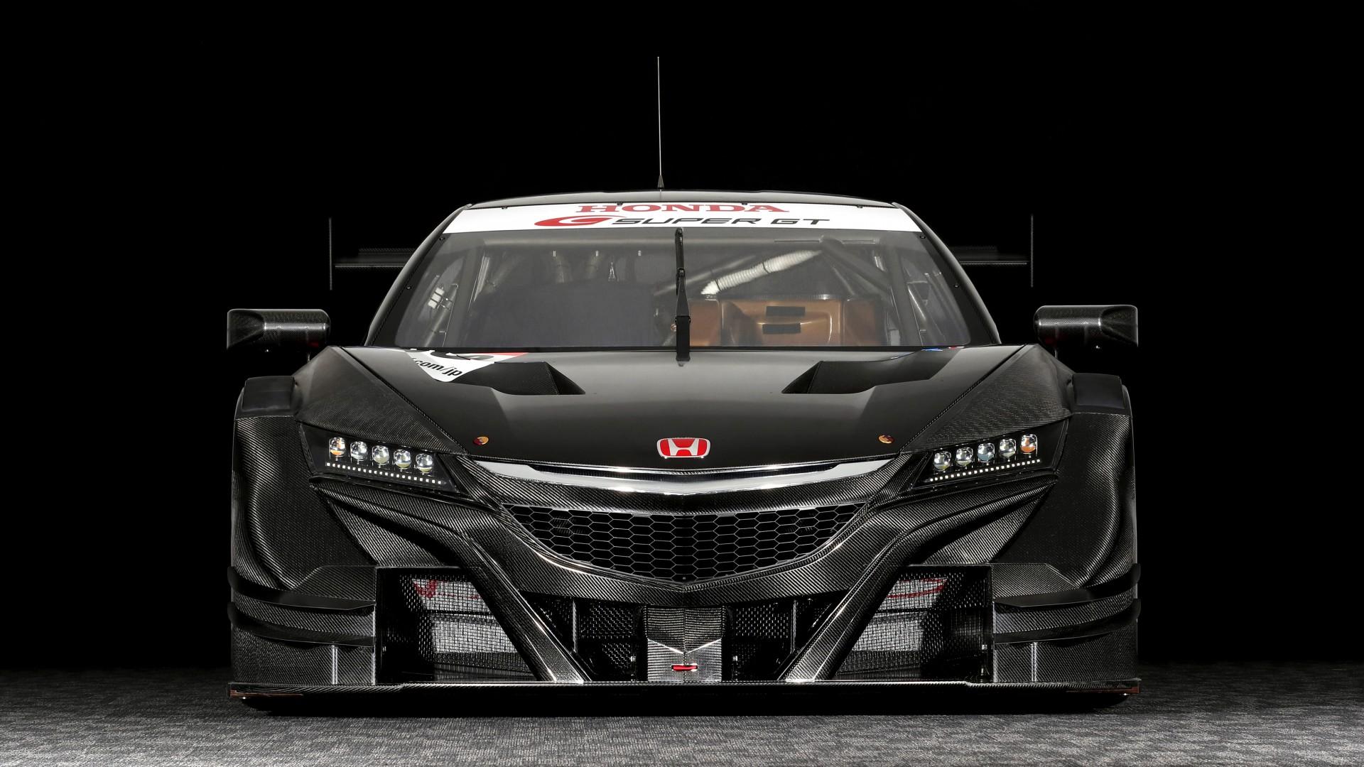 Honda NSX GT1 4K Wallpaper
