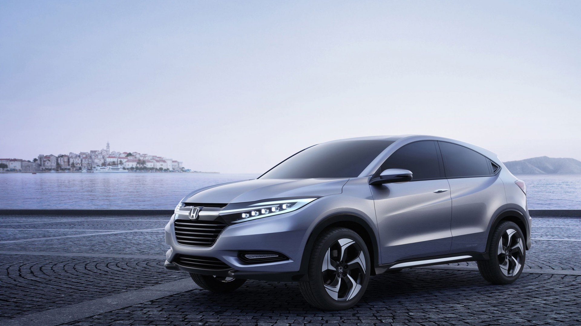 Honda Urban SUV Concept Wallpaper | HD Car Wallpapers | ID ...