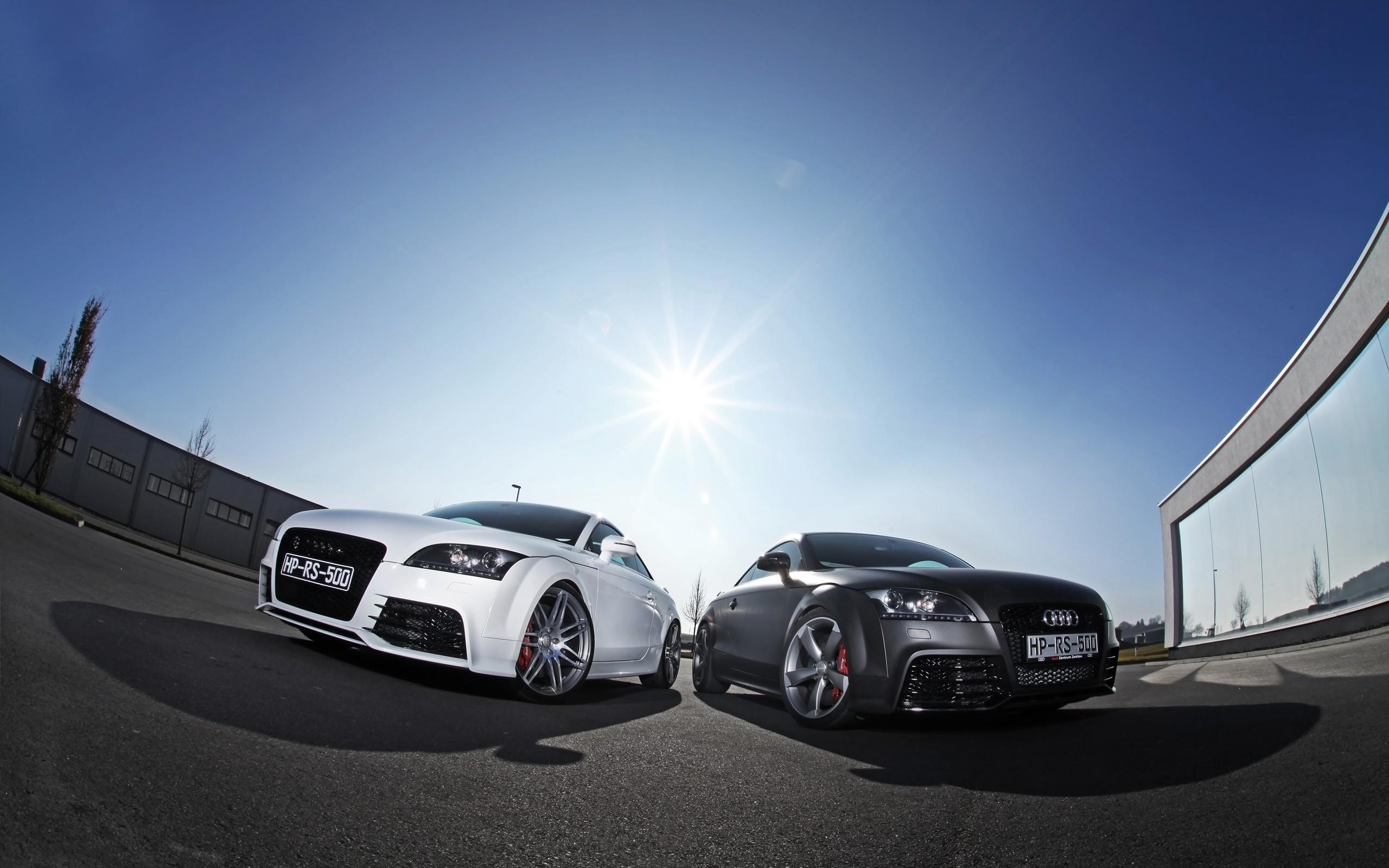 HPerformance Audi TT RS 2014 Wallpaper | HD Car Wallpapers