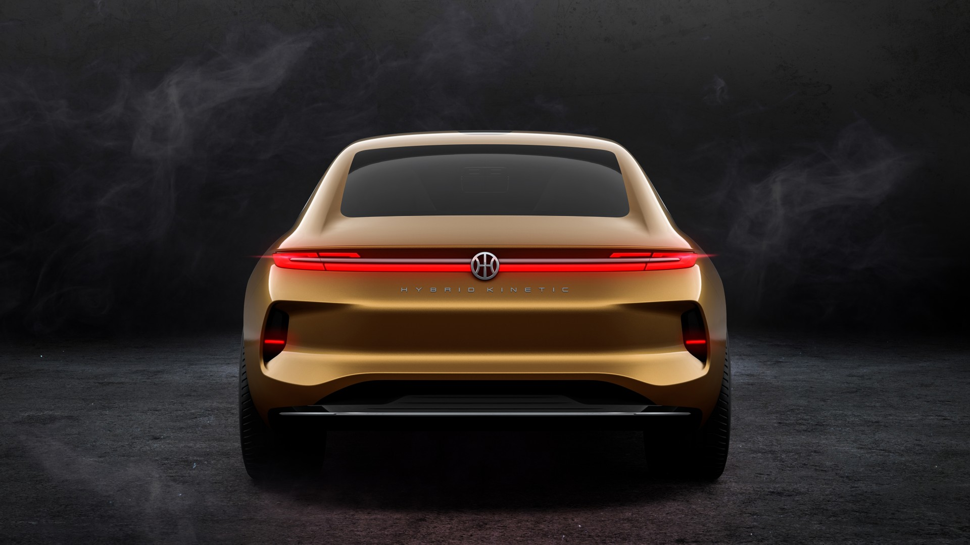 Hybrid Kinetic H500 2018 4K 2 Wallpaper | HD Car ...