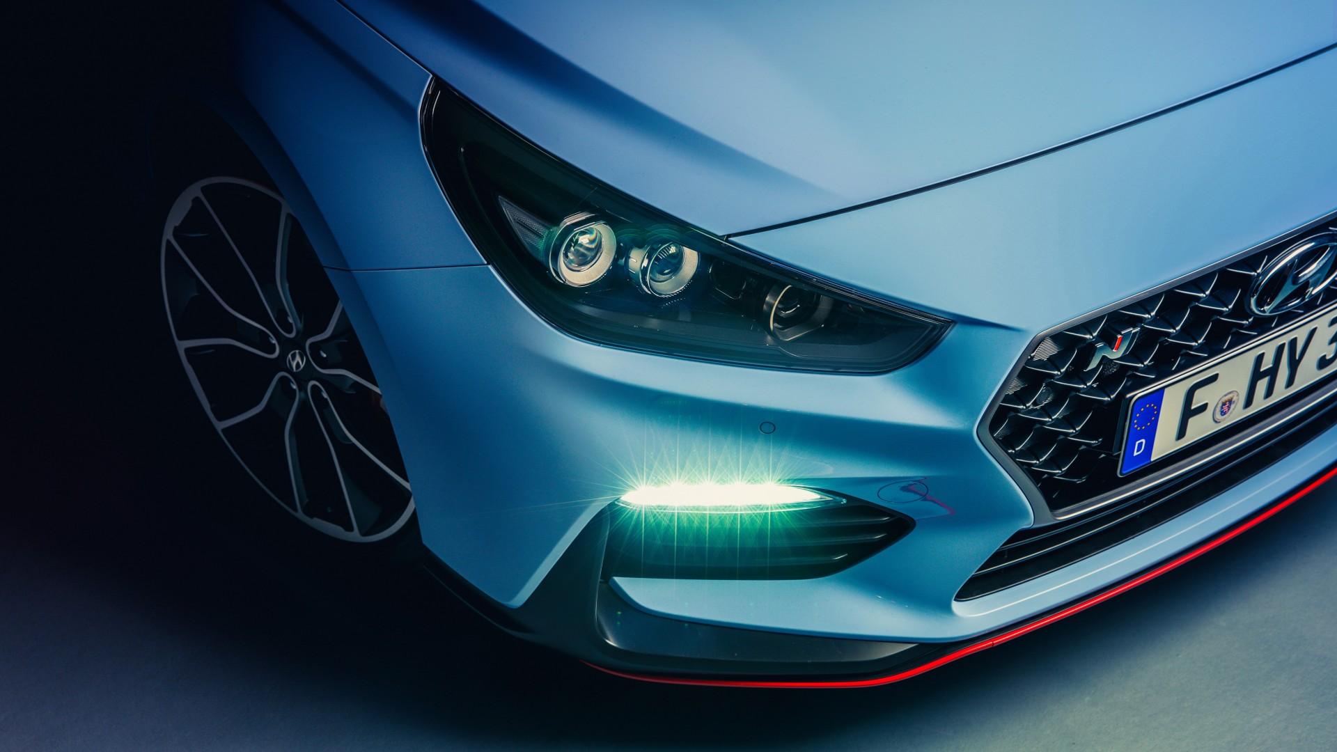 Honda Santa Fe >> Hyundai i30 N 2017 4K Wallpaper | HD Car Wallpapers | ID #7969
