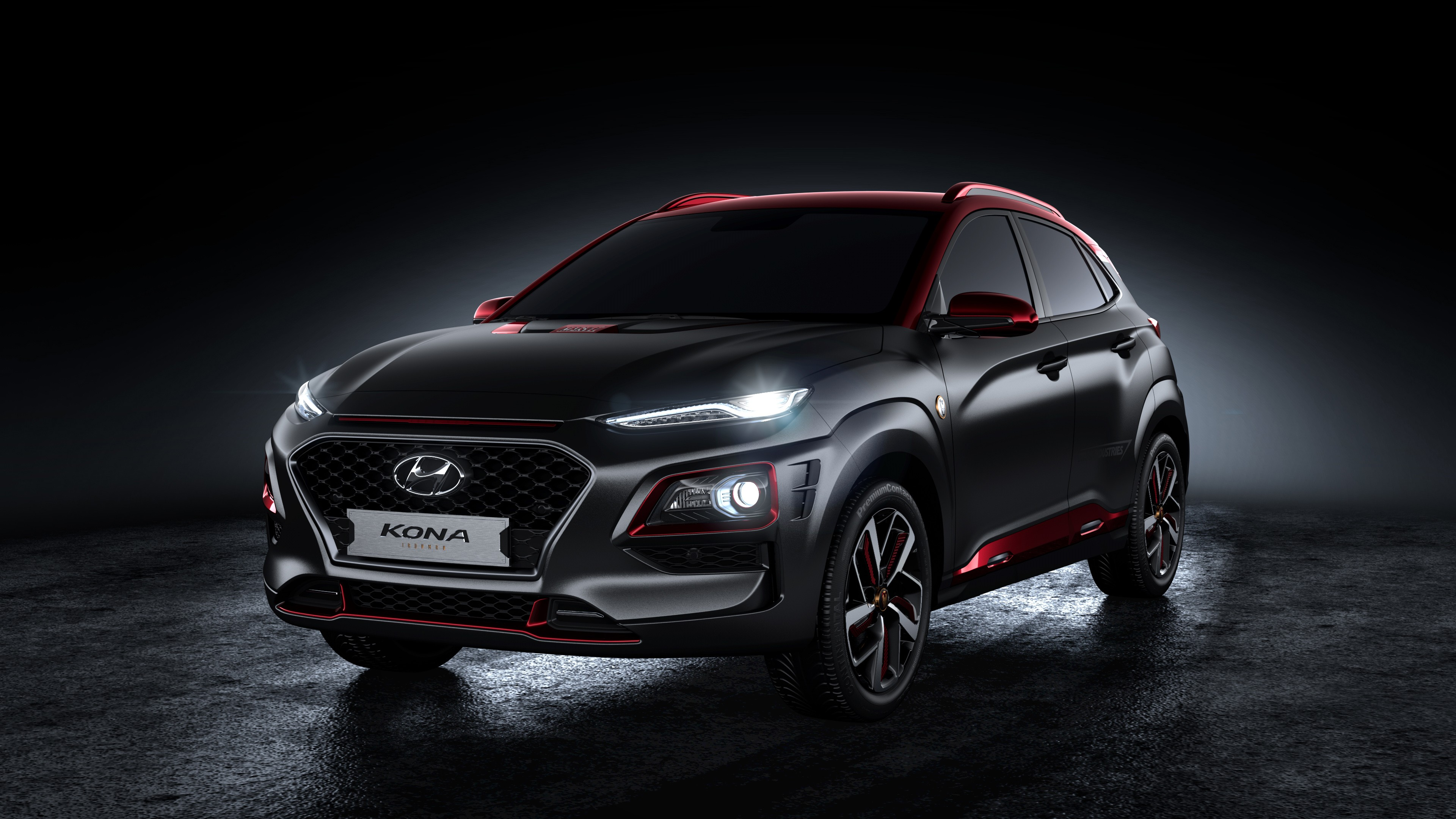 Hyundai Kona Iron Man Edition 2019 4k Wallpaper Hd Car Wallpapers Id 10879