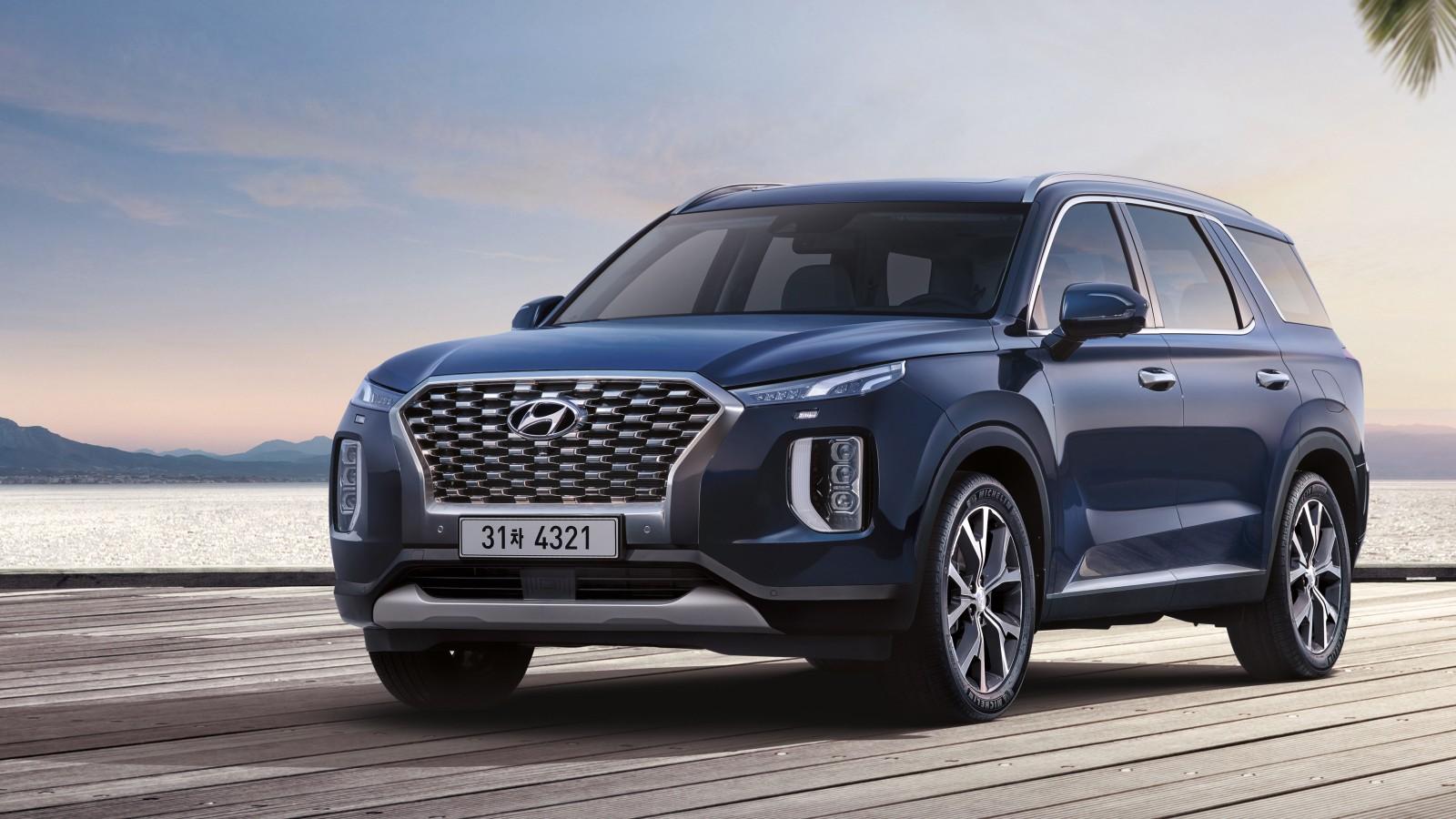 Sante Fe Ford >> Hyundai Palisade 2020 4K Wallpaper | HD Car Wallpapers ...