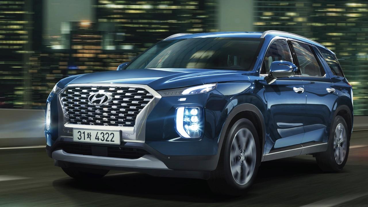 Infiniti Suv 2017 >> Hyundai Palisade 2020 4K 2 Wallpaper   HD Car Wallpapers   ID #11728