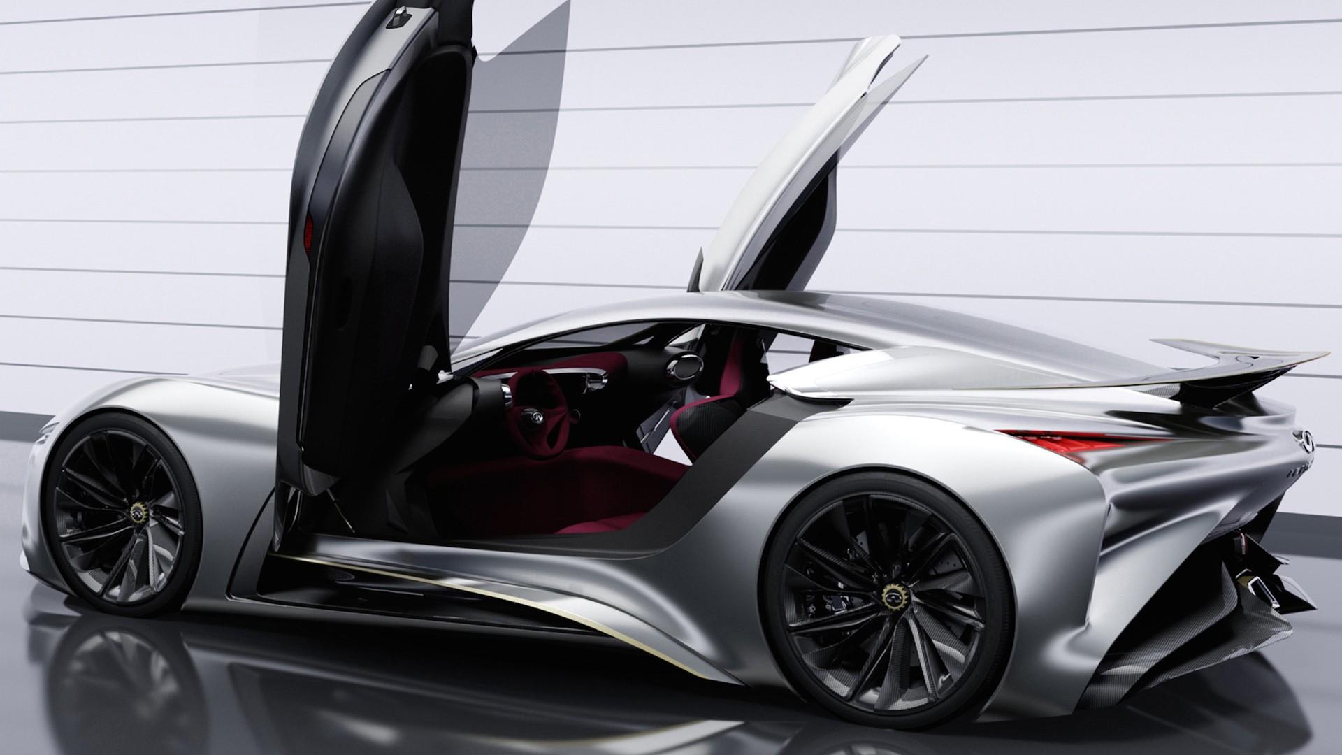 Infiniti Concept Vision Gran Turismo X