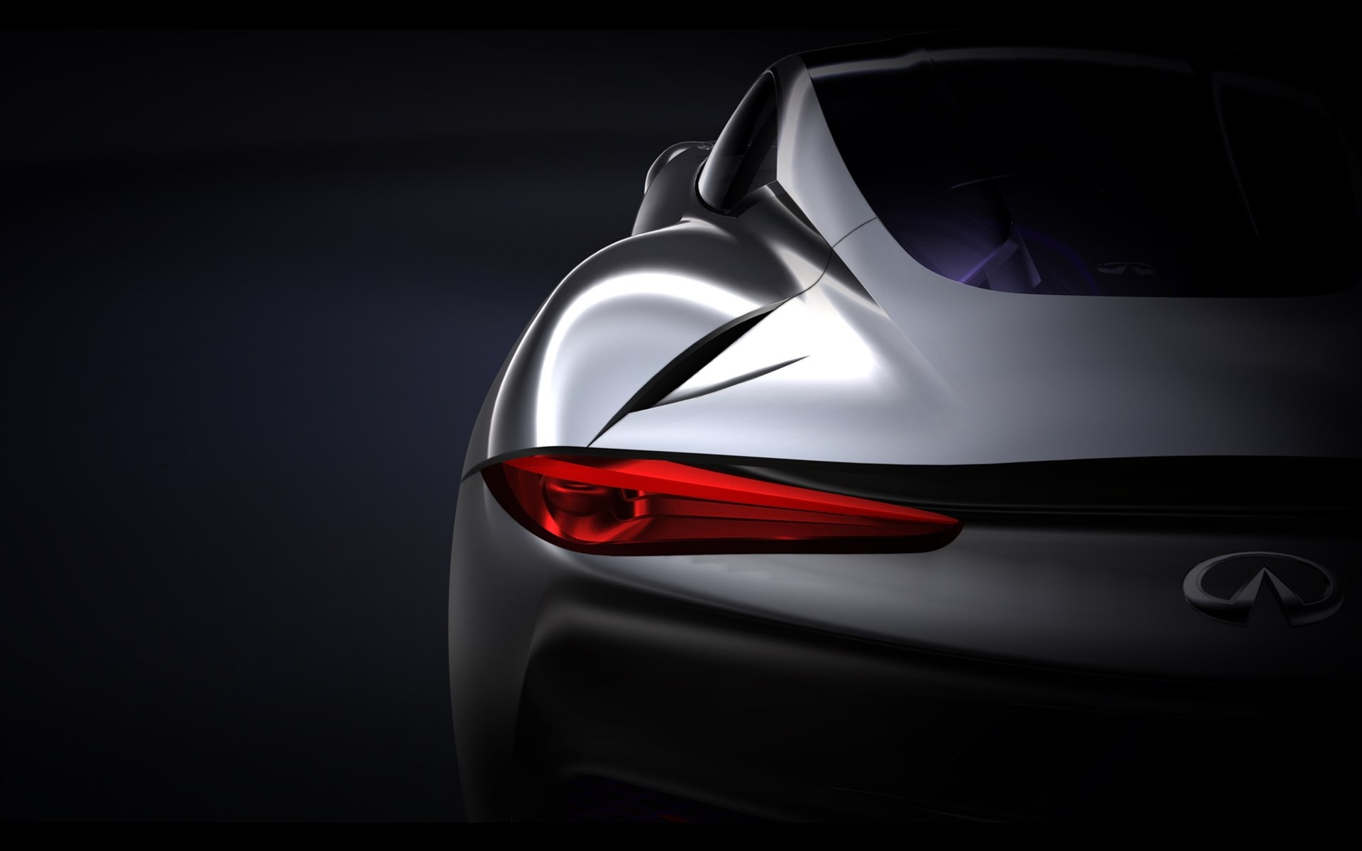 Infiniti Electric Sports Car 2012 Wallpaper