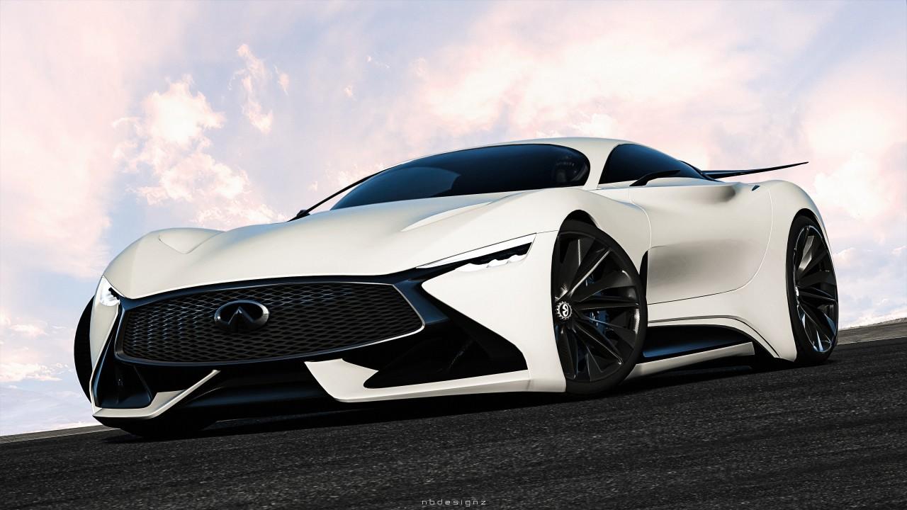 Infiniti Vision Gt Concept Gran Turismo 6 Wallpaper Hd