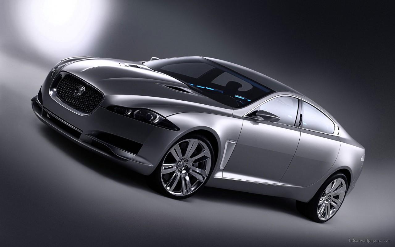 Jaguar C Xf Concept Wallpaper Hd Car Wallpapers Id 1012