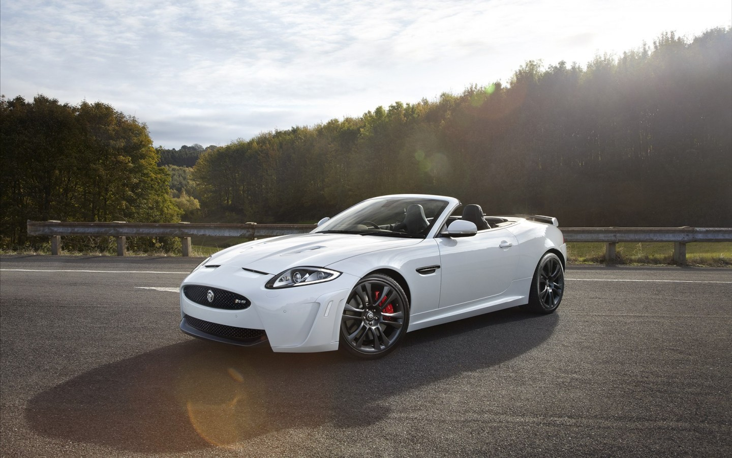 Jaguar Car Wallpaper Wallpapers High Quality: Jaguar Convertible 2012 Wallpaper