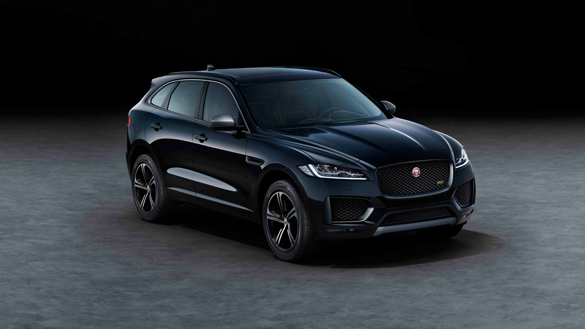 F Type Coupe >> Jaguar F-Pace 300 Sport 2019 4K Wallpaper | HD Car Wallpapers | ID #12285