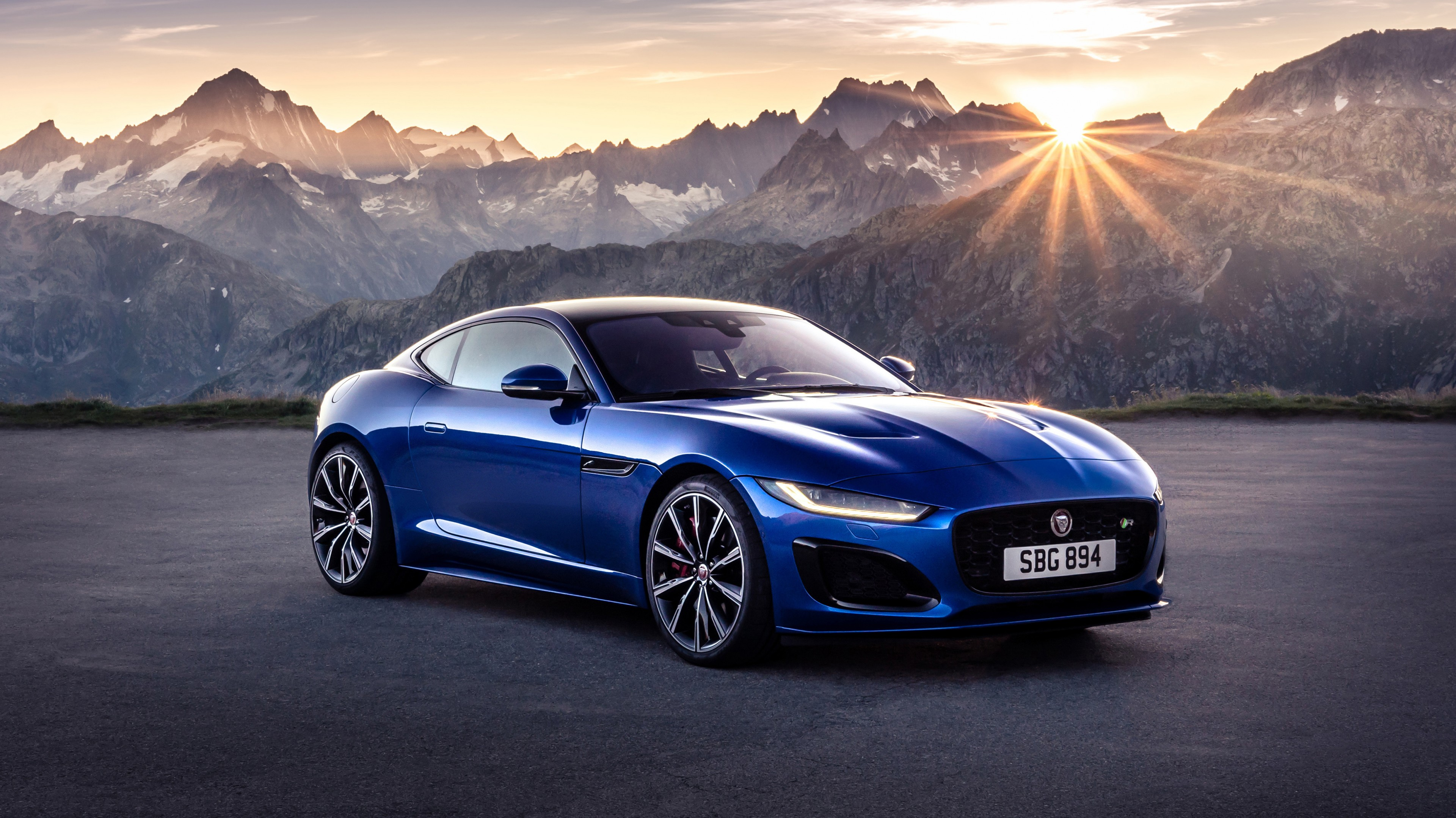 Jaguar F Type R Coupe 2020 4k Wallpaper Hd Car Wallpapers Id 13914