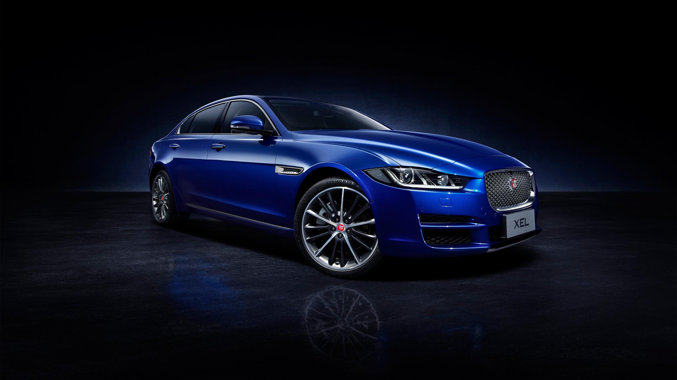Jaguar XEL 2018 Wallpaper | HD Car Wallpapers | ID #9002