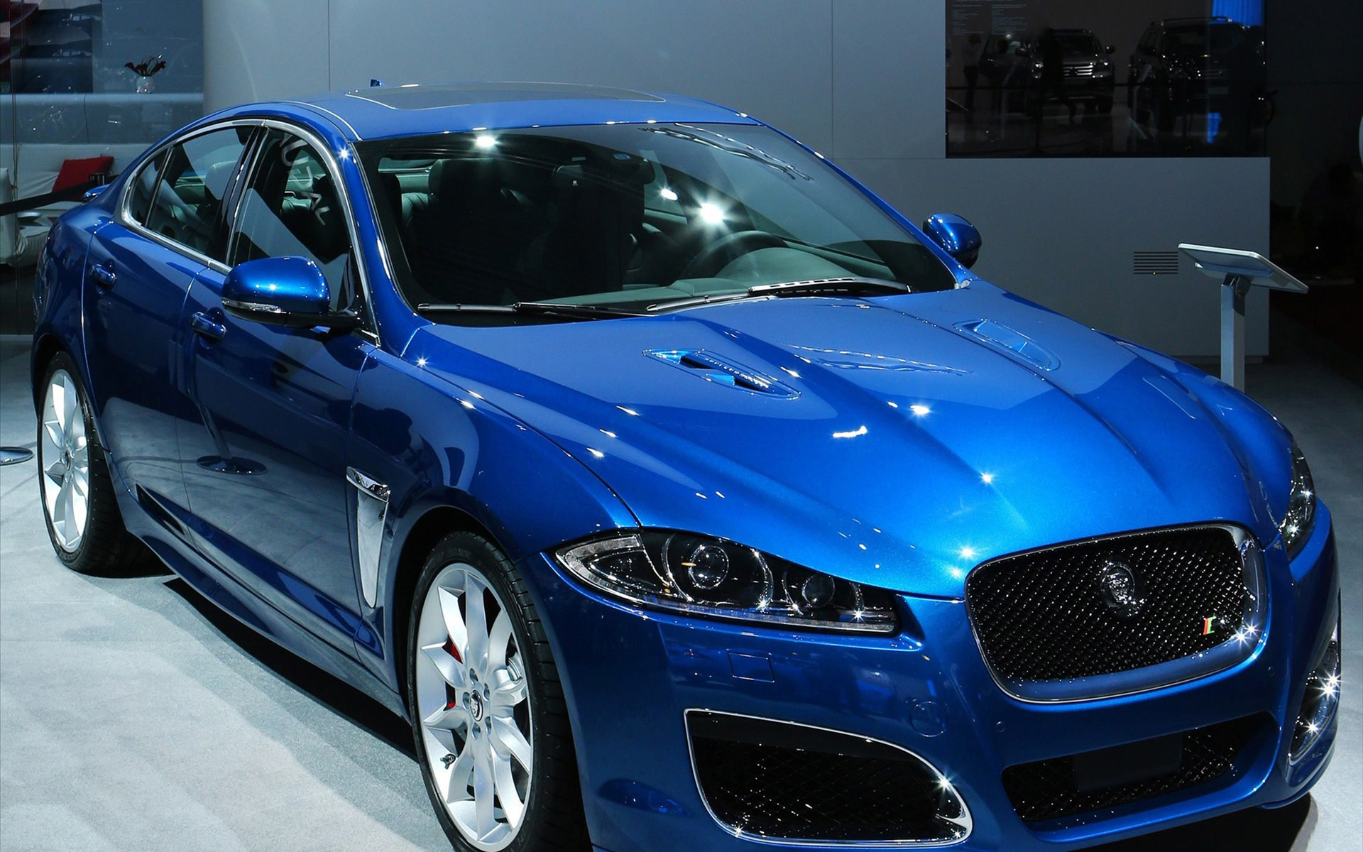 Cars Wallpapers: Jaguar XFR Speed Pack 2013 Wallpaper