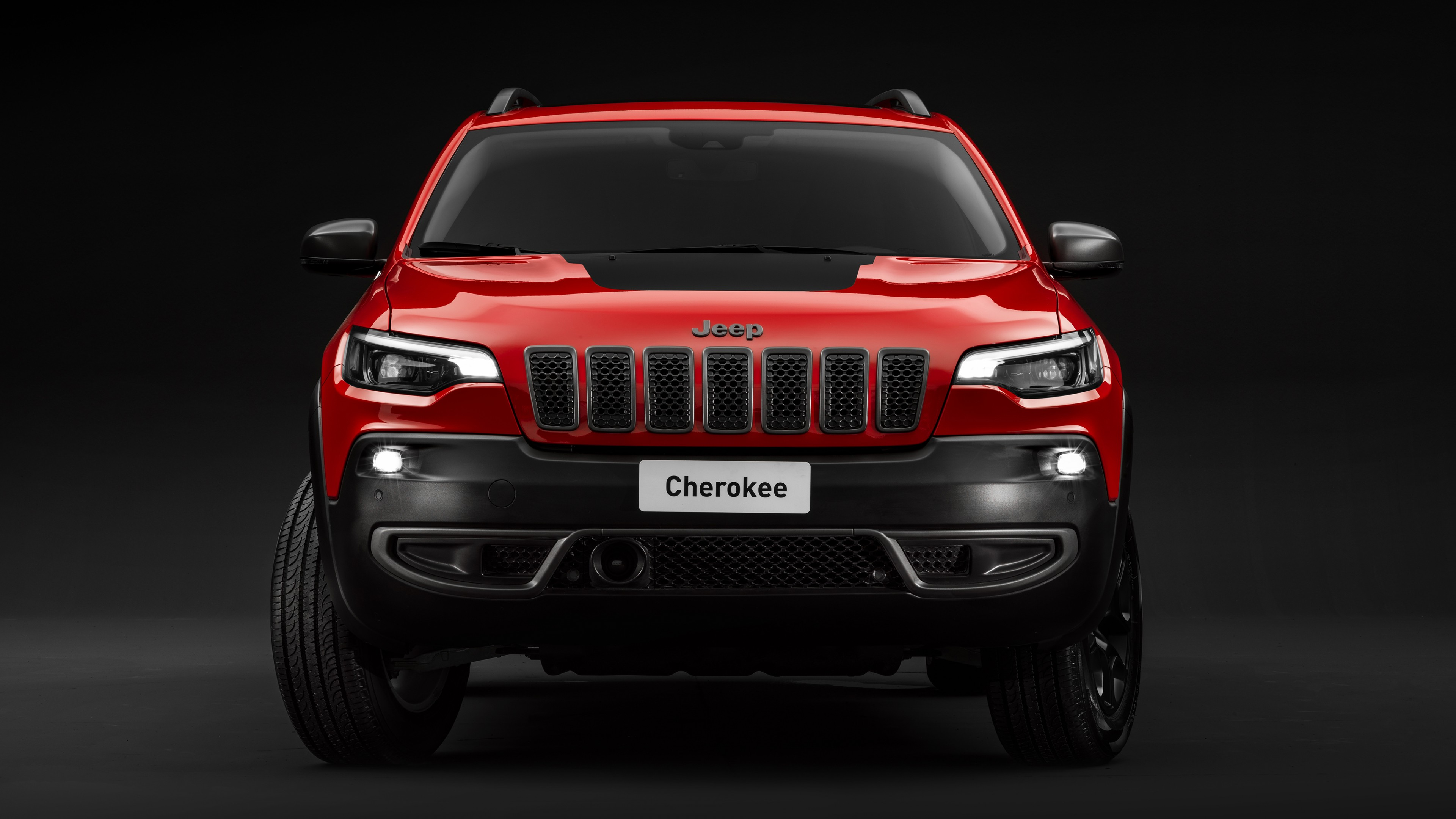 Jeep Cherokee Trailhawk 2019 4K Wallpaper   HD Car ...