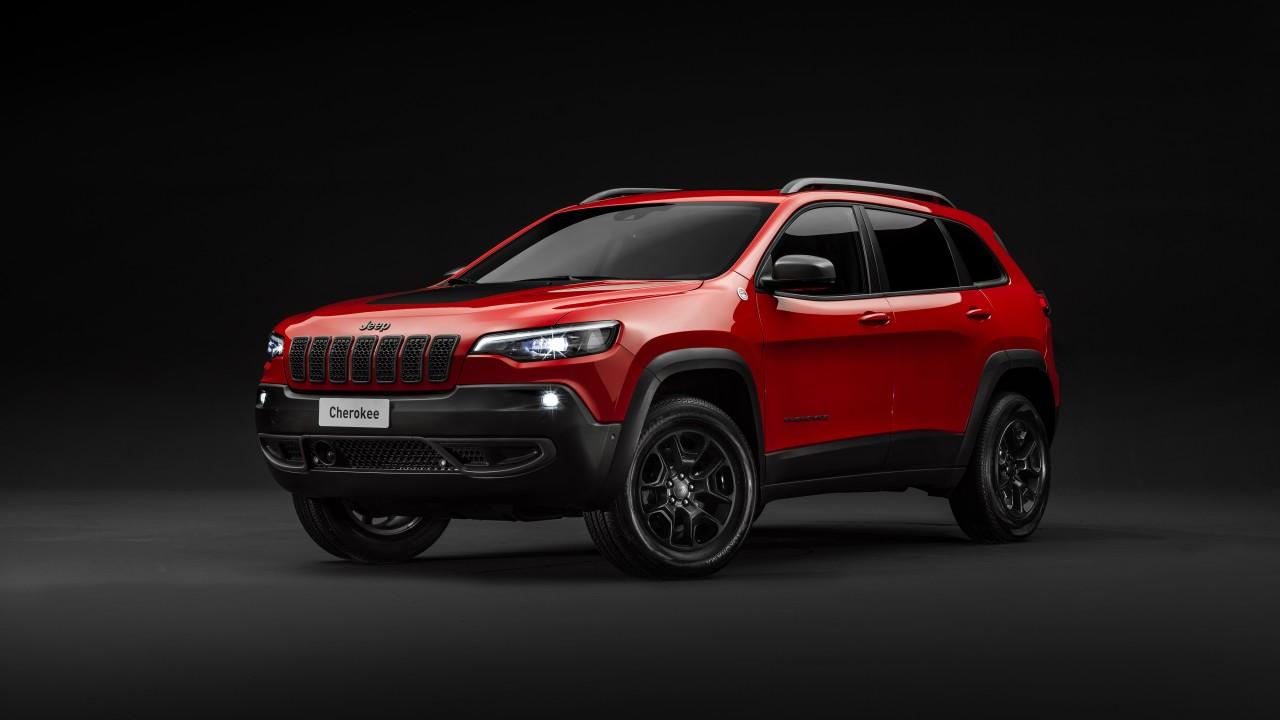 Jeep Cherokee Trailhawk 2019 4K 2 Wallpaper   HD Car ...
