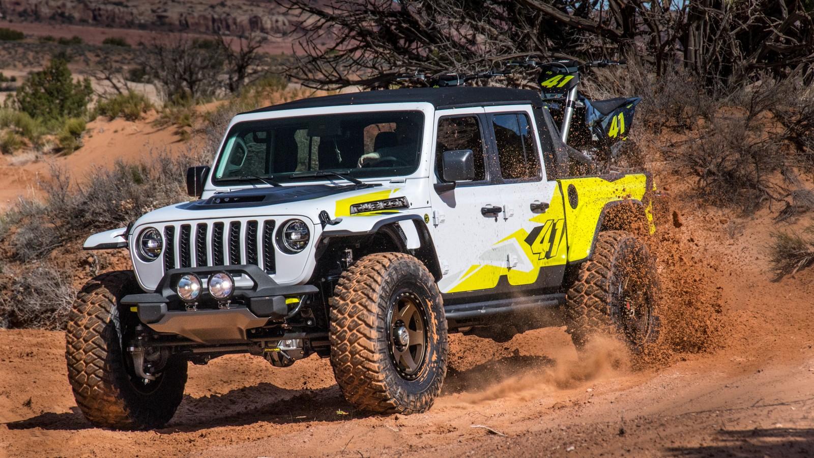 Jeep Flatbill 2019 Wallpaper Hd Car Wallpapers Id 12423