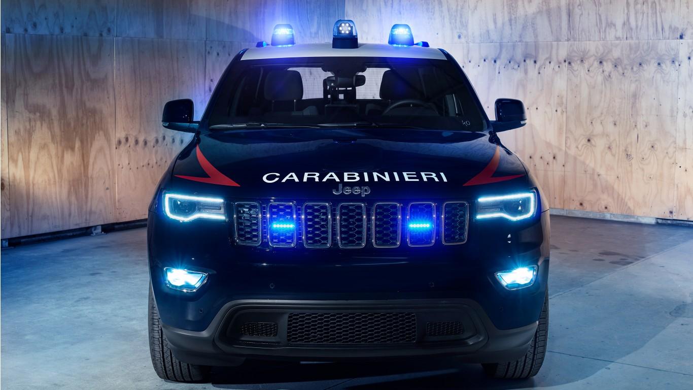 Jeep Grand Cherokee Carabinieri 2018 4K 2 Wallpaper | HD ...