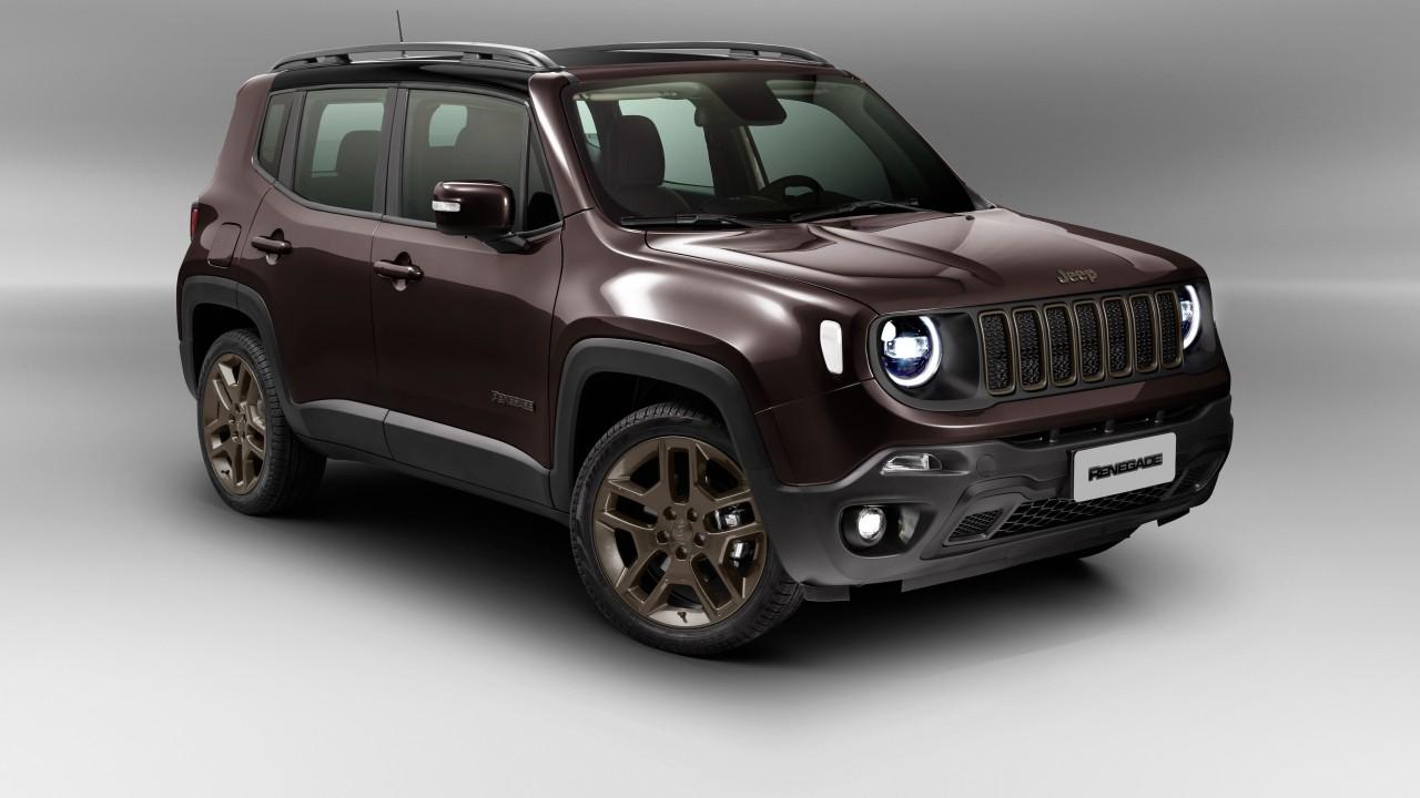 Jeep Renegade Limited >> Jeep Renegade Limited 2018 4K Wallpaper | HD Car ...
