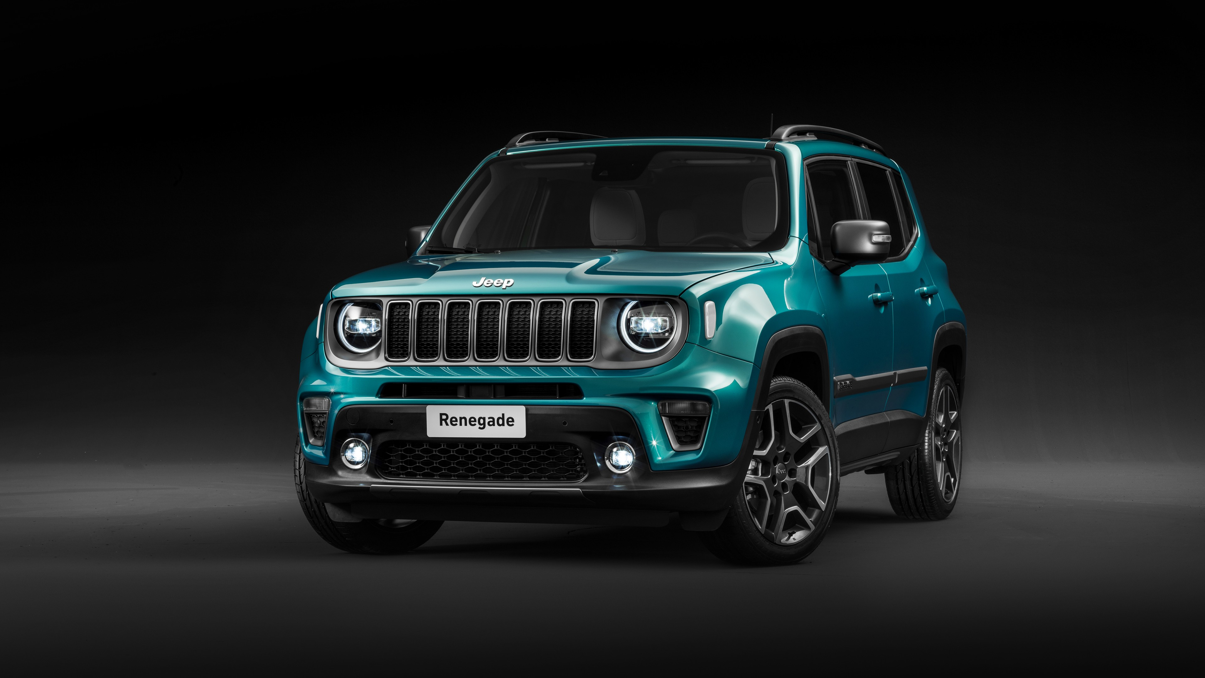 Jeep Renegade Limited 4K Wallpaper   HD Car Wallpapers ...