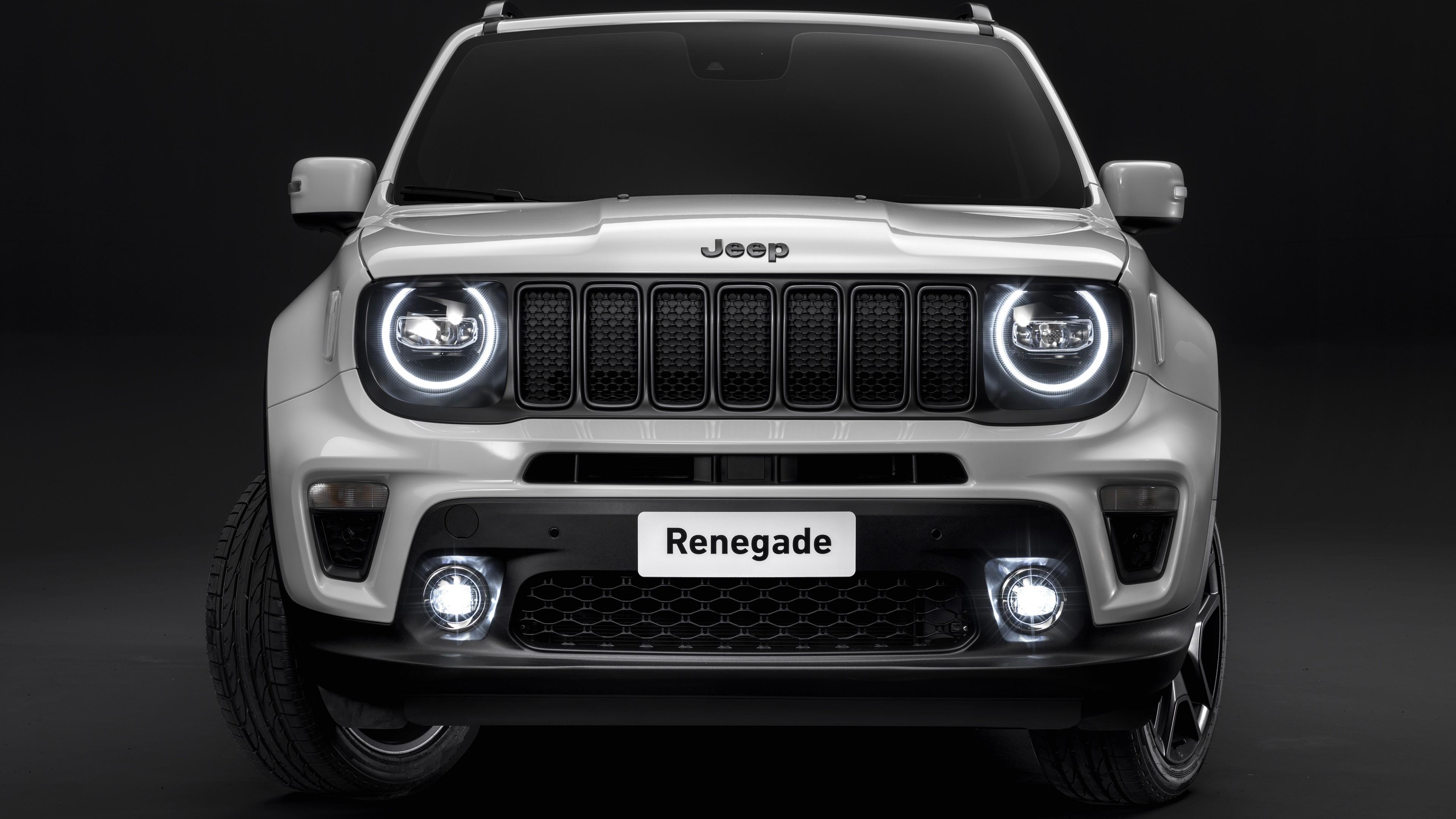 Jeep Renegade S 2019 4K Wallpaper   HD Car Wallpapers   ID ...