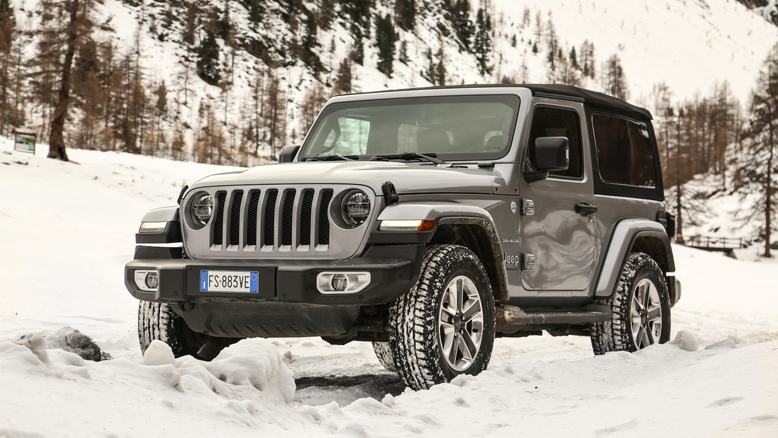 Jeep Wrangler Sahara 2019 4K Wallpaper | HD Car Wallpapers ...