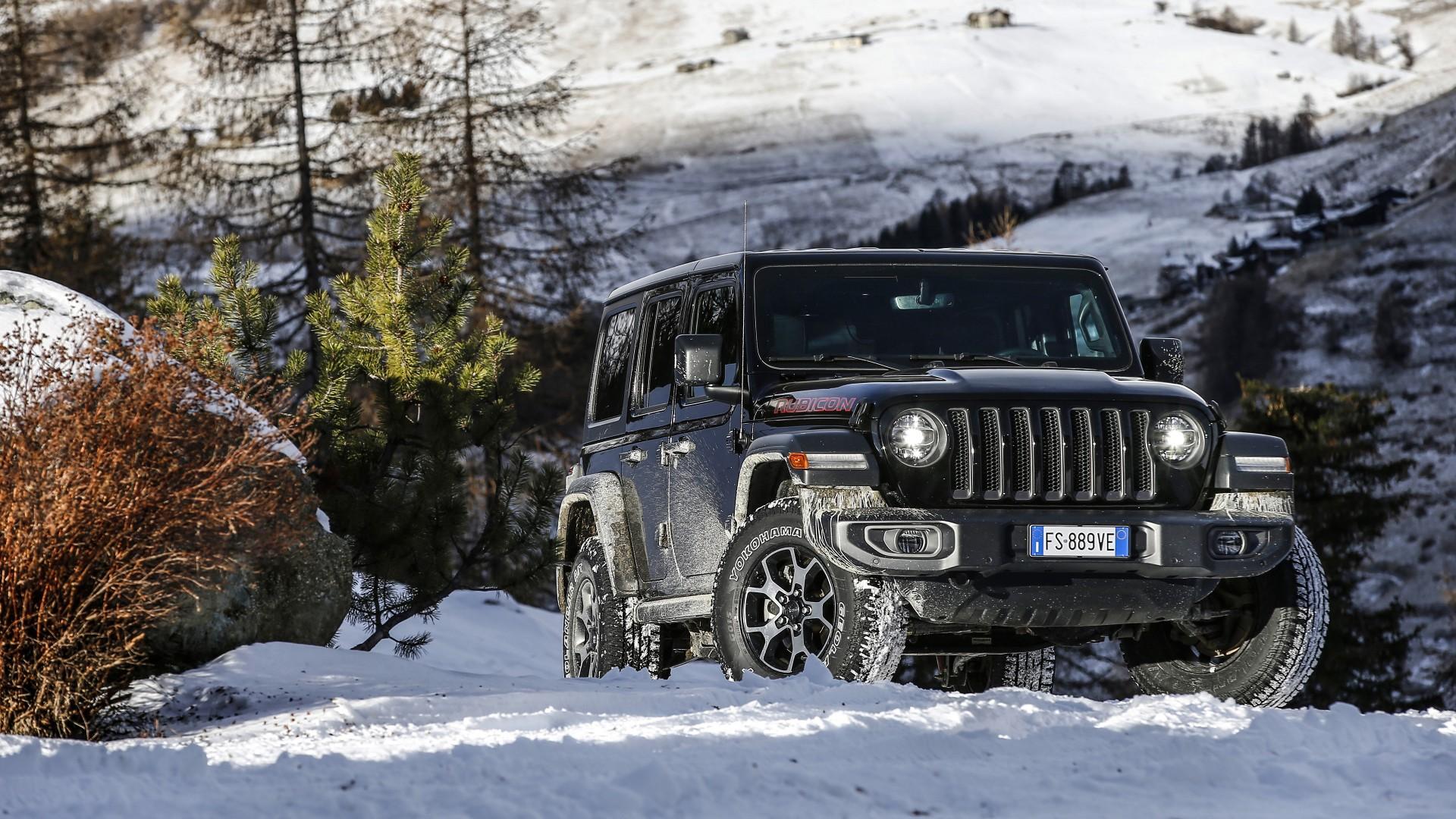 Jeep Wrangler Rubicon X >> Jeep Wrangler Unlimited Rubicon 2019 4K Wallpaper | HD Car Wallpapers | ID #11748
