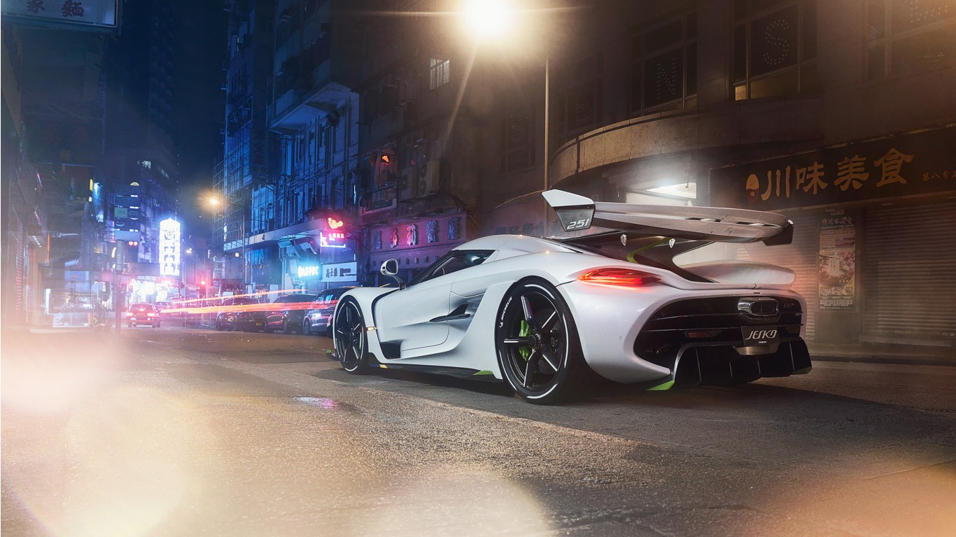Koenigsegg Jesko Prototype 2019 Wallpaper | HD Car ...