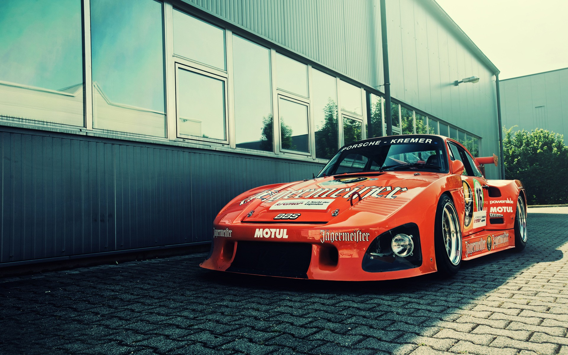 Kremer Porsche 935 K3 Jagermeister Wallpaper | HD Car ...